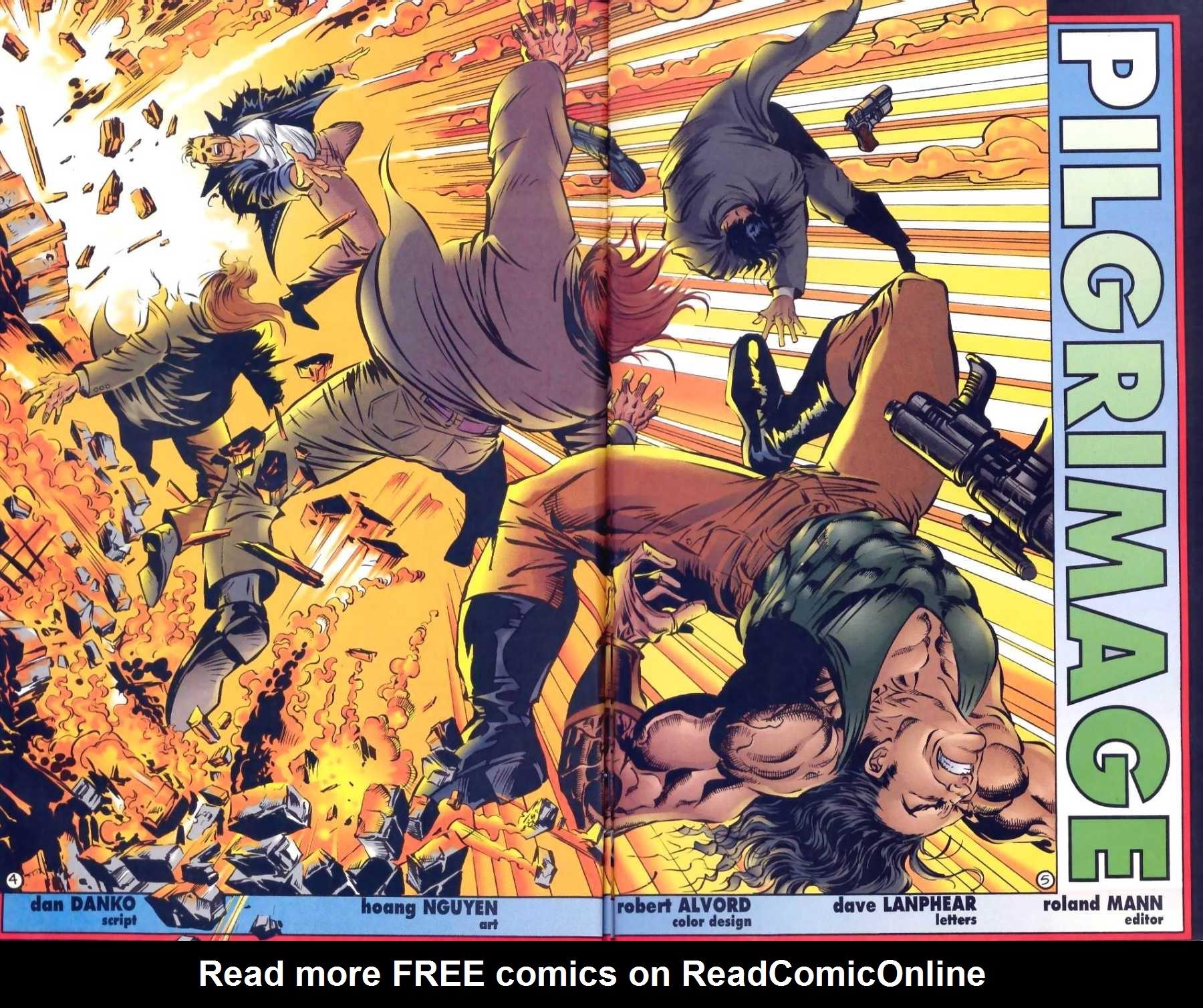 Read online Ultraverse Premiere comic -  Issue #1 - 17