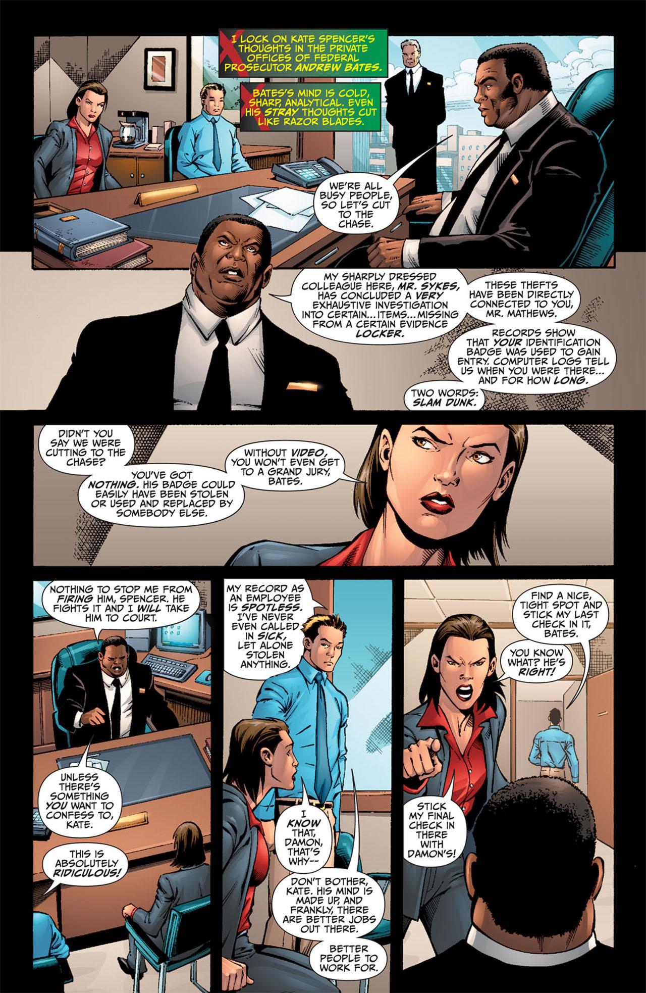 Read online World War III comic -  Issue #3 - 20