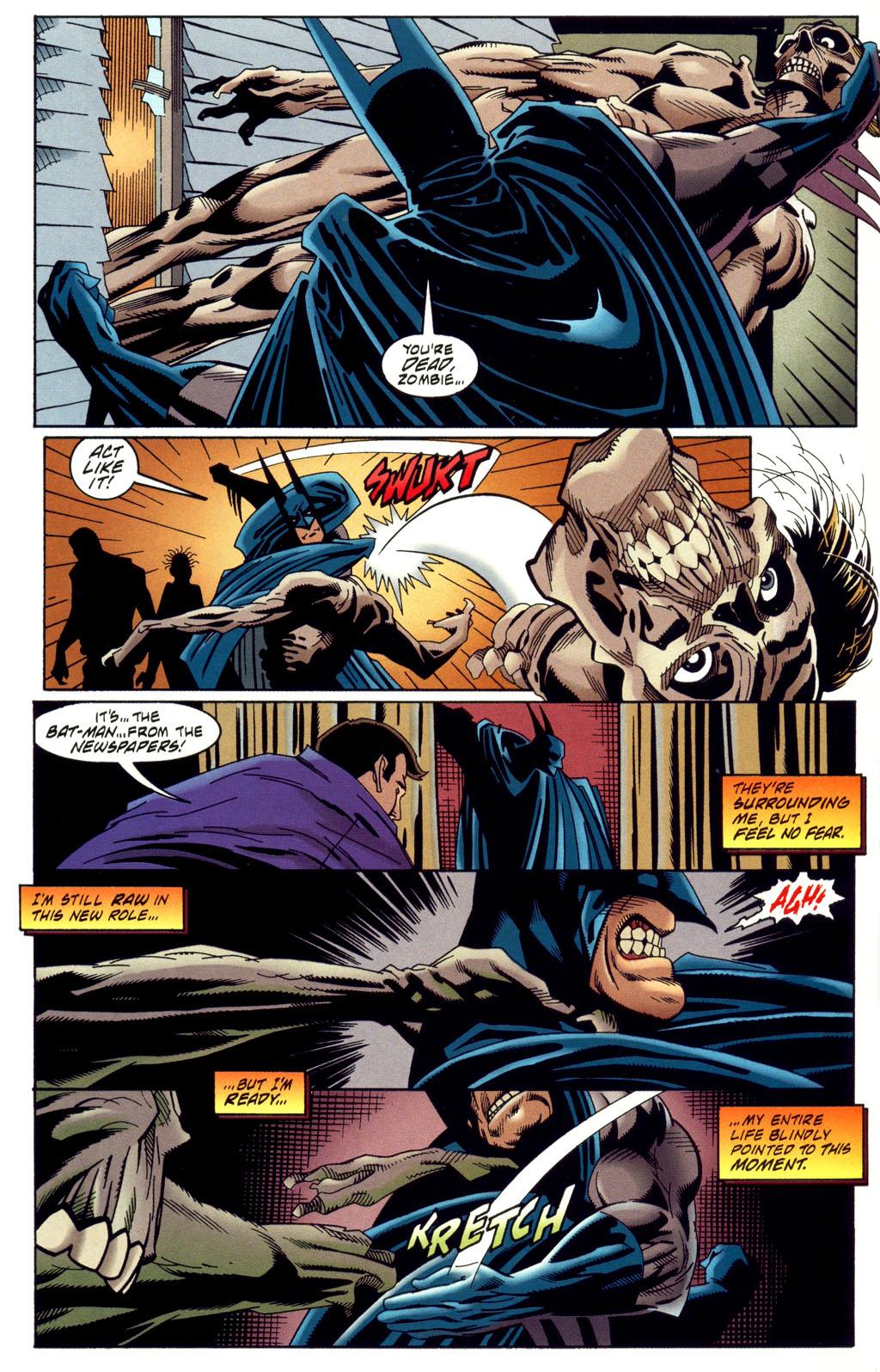 Read online Batman: Haunted Gotham comic -  Issue #2 - 22