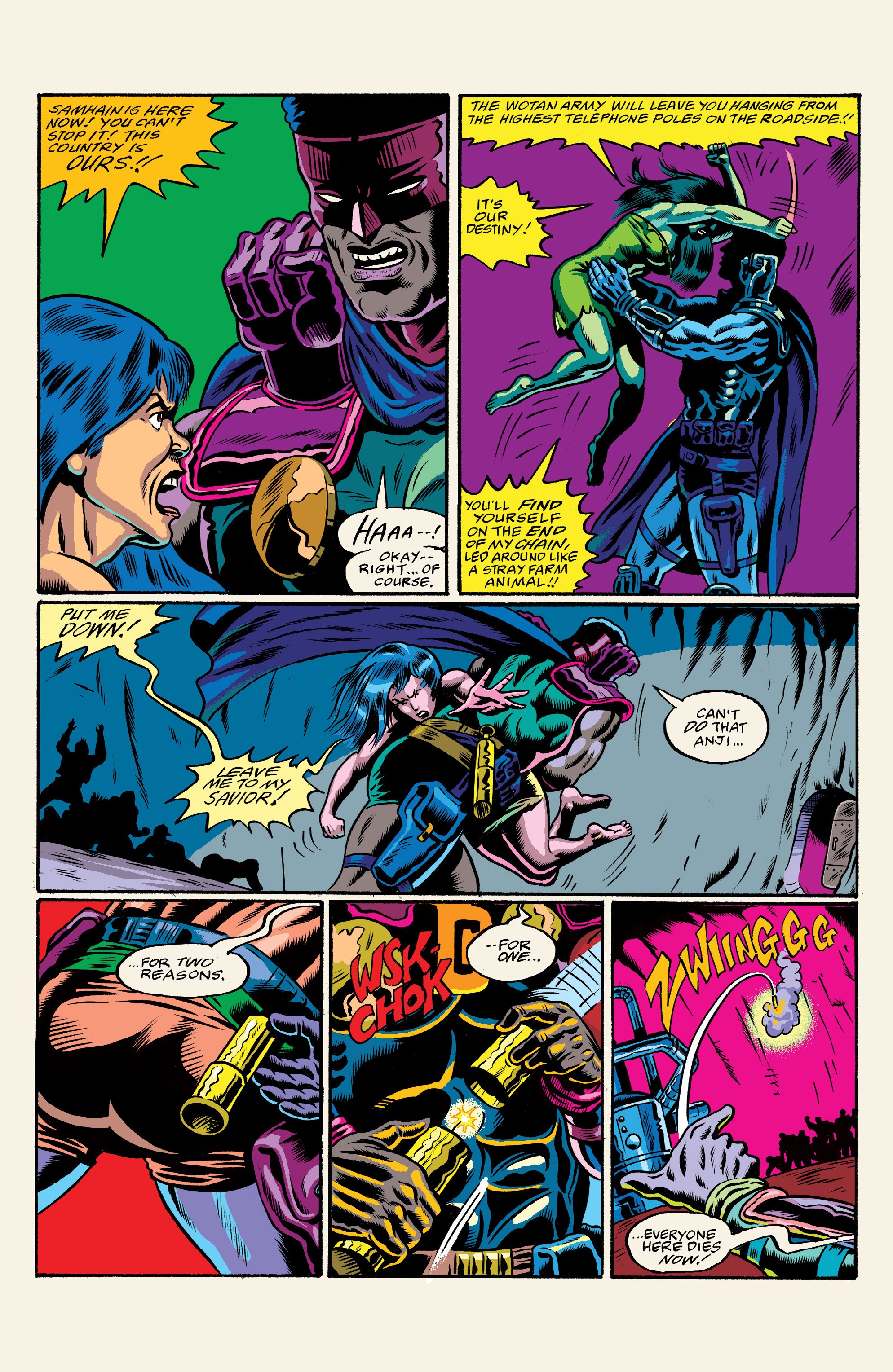 Read online All Time Comics: Crime Destroyer comic -  Issue #1 - 31