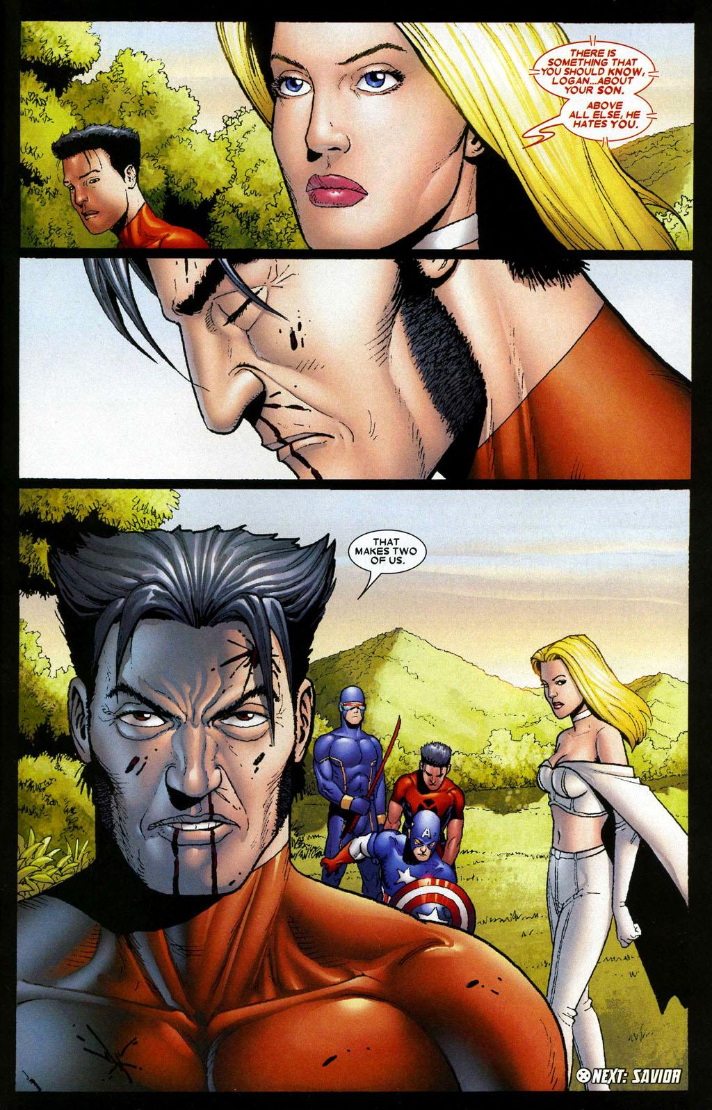 Read online Wolverine: Origins comic -  Issue #5 - 24