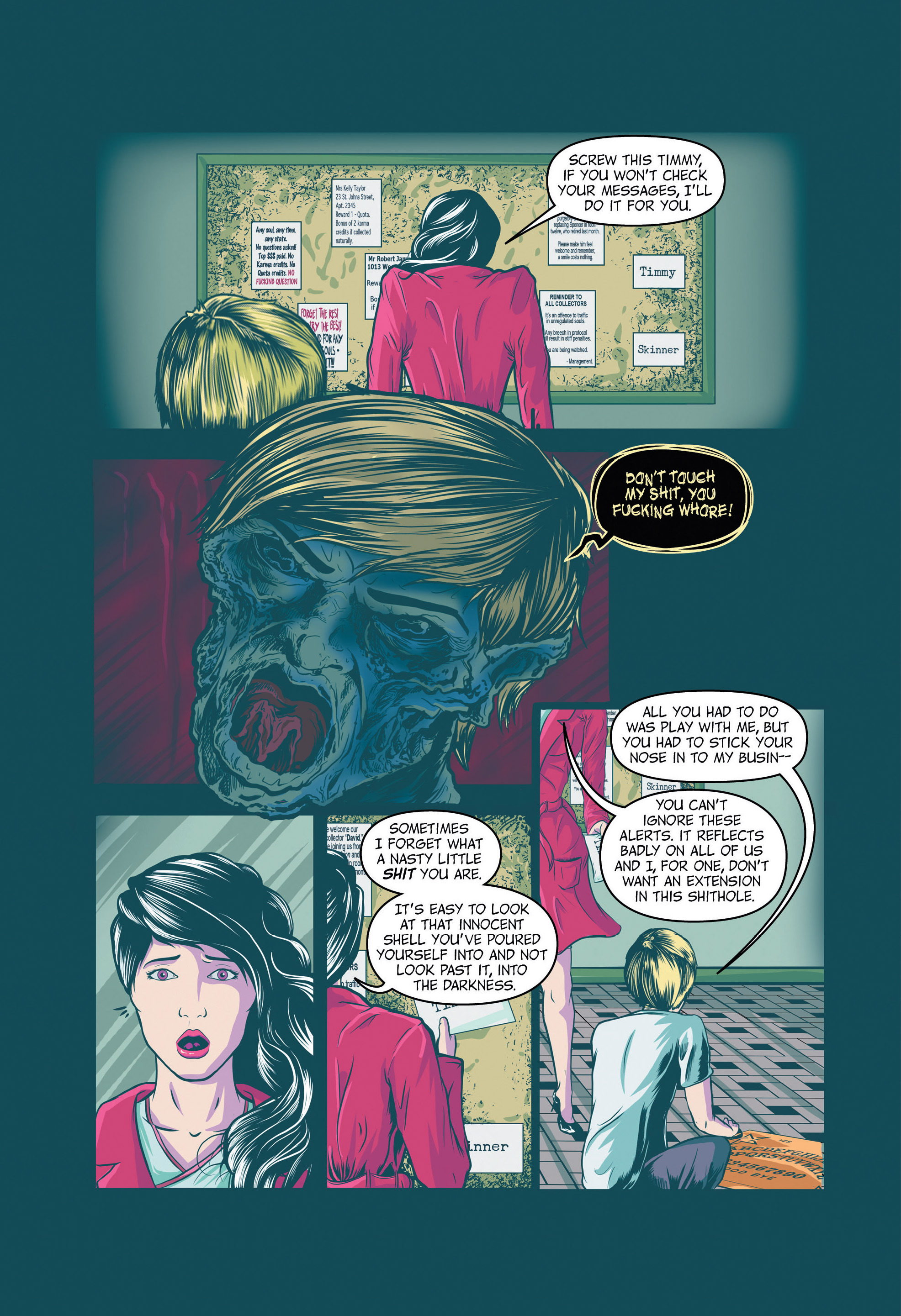 Read online Redemption Heights comic -  Issue # Full - 15