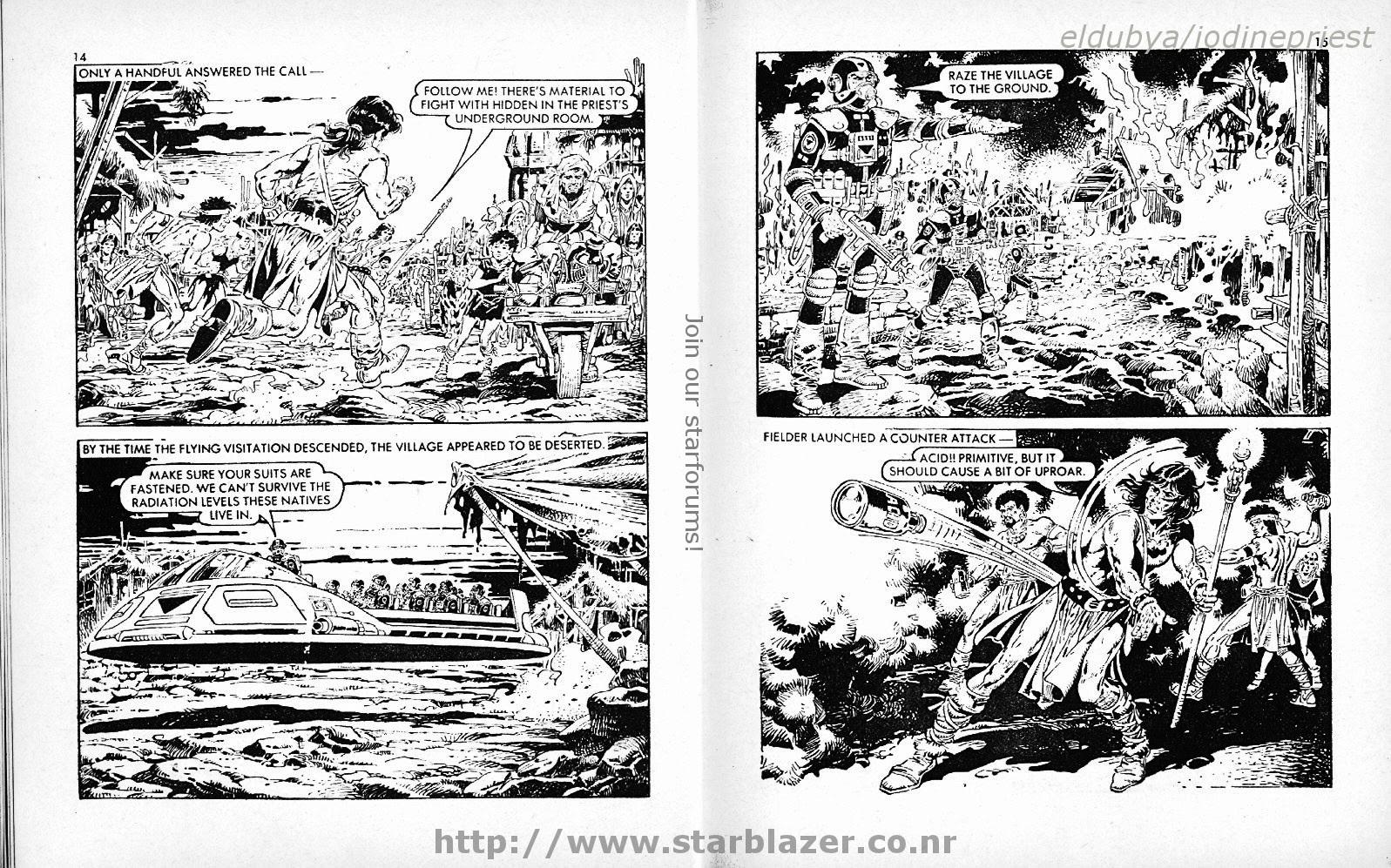 Starblazer issue 118 - Page 9