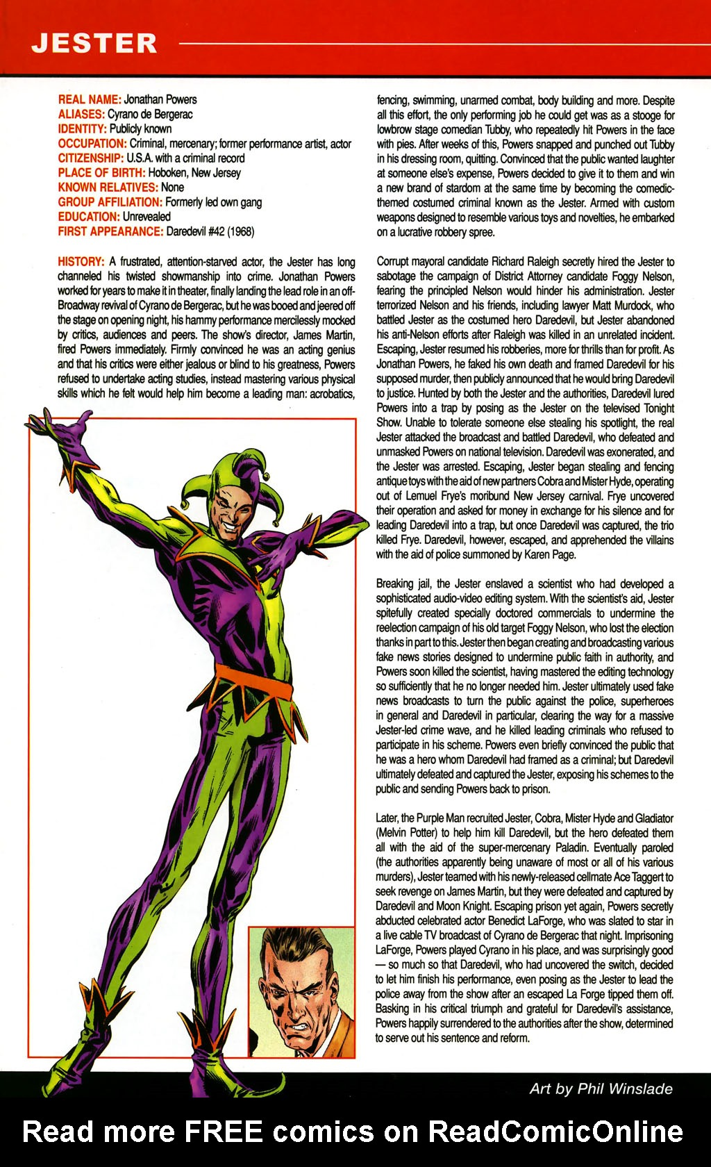 Read online All-New Official Handbook of the Marvel Universe A to Z comic -  Issue #5 - 62