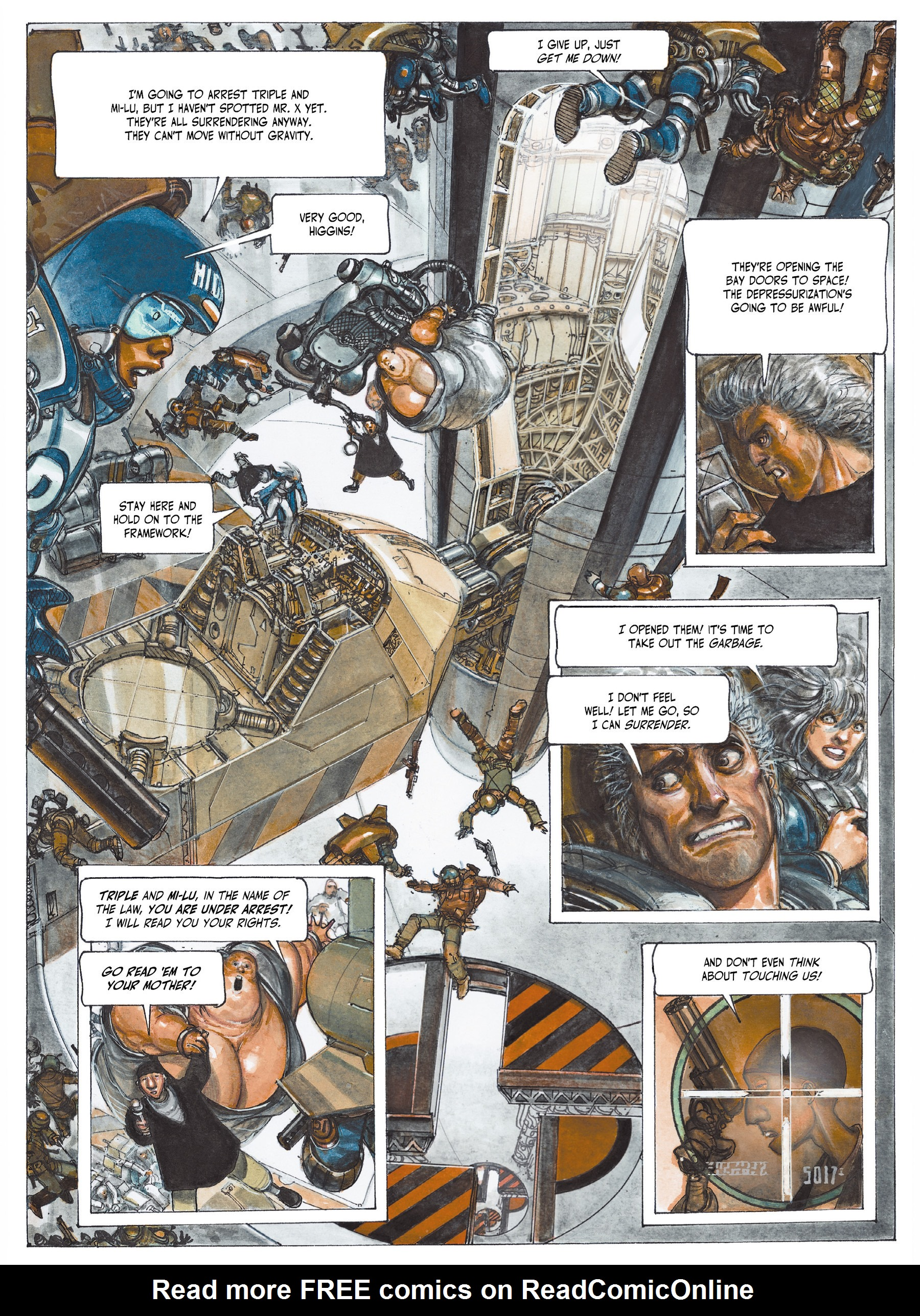 Read online The Fourth Power comic -  Issue #2 - 58