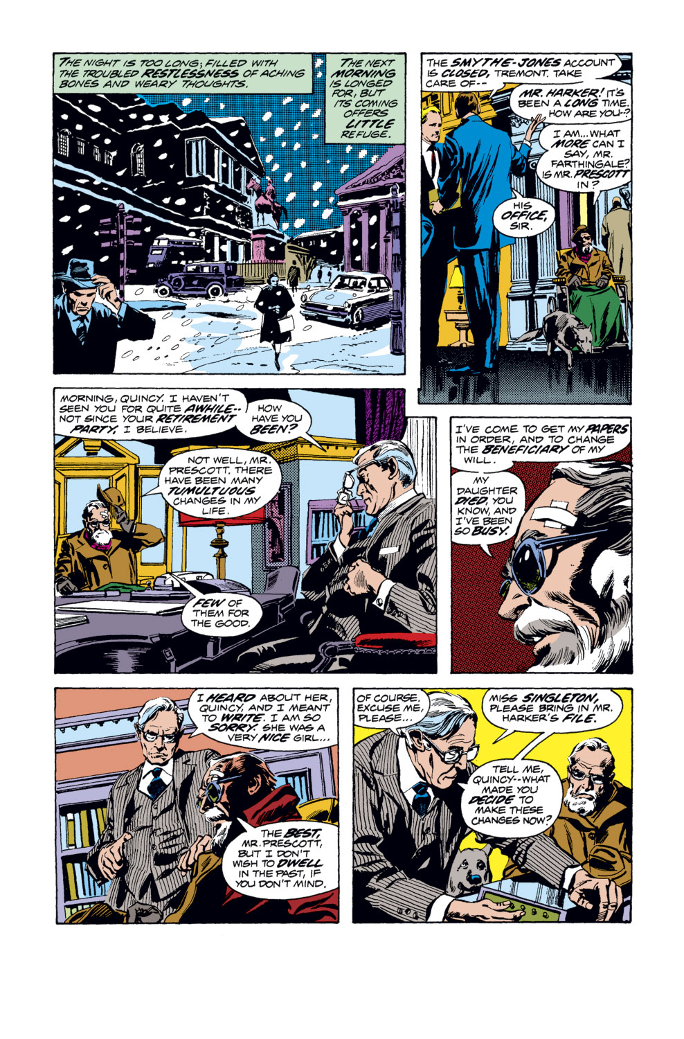 Tomb of Dracula (1972) issue 33 - Page 15