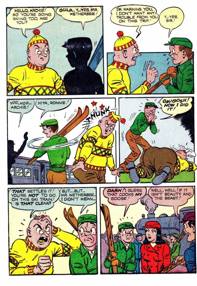 Archie Comics issue 026 - Page 41