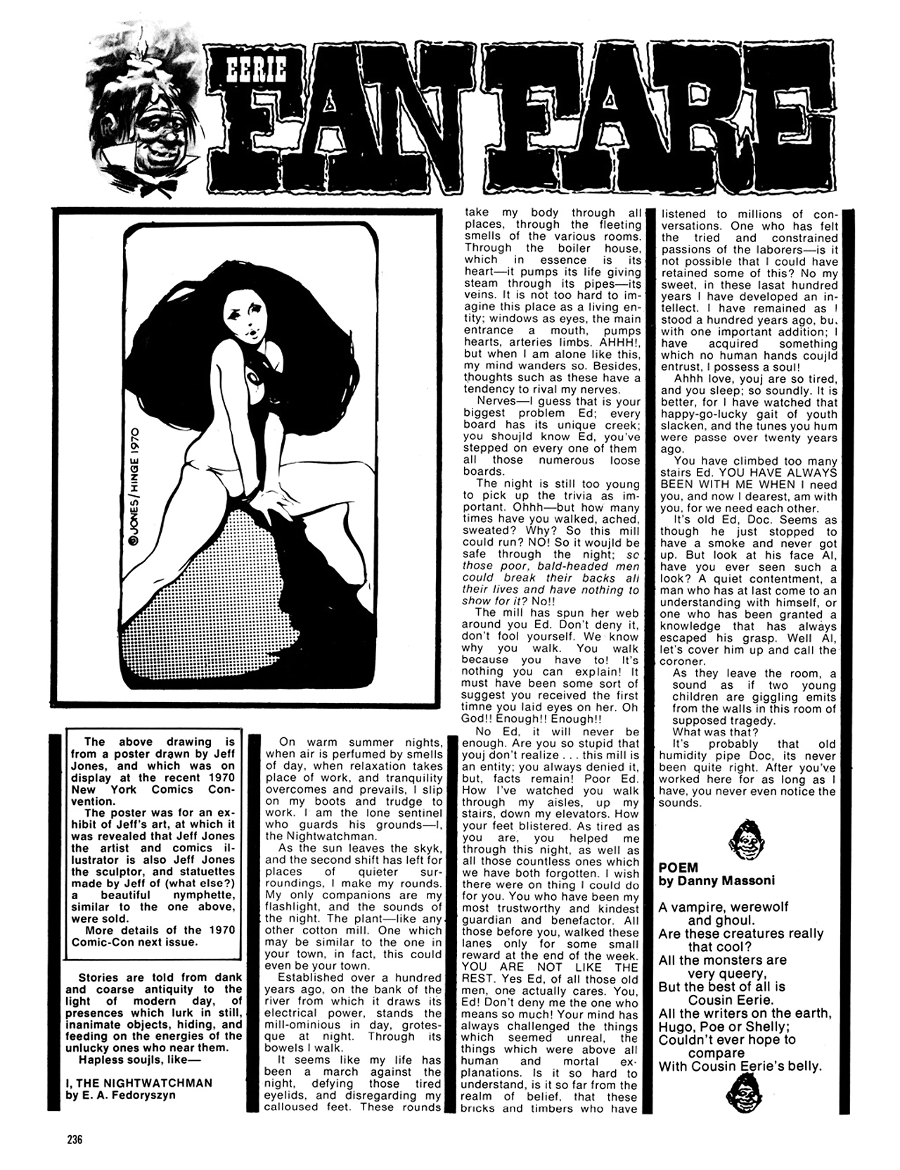 Read online Eerie Archives comic -  Issue # TPB 6 - 235