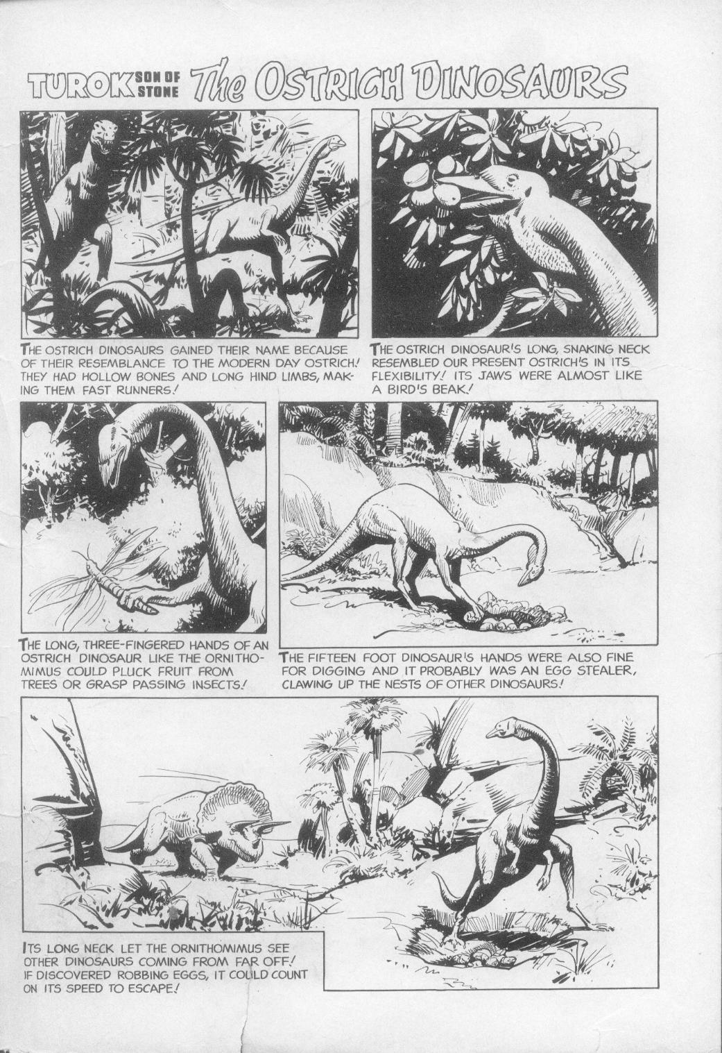 Read online Turok, Son of Stone comic -  Issue #29 - 35