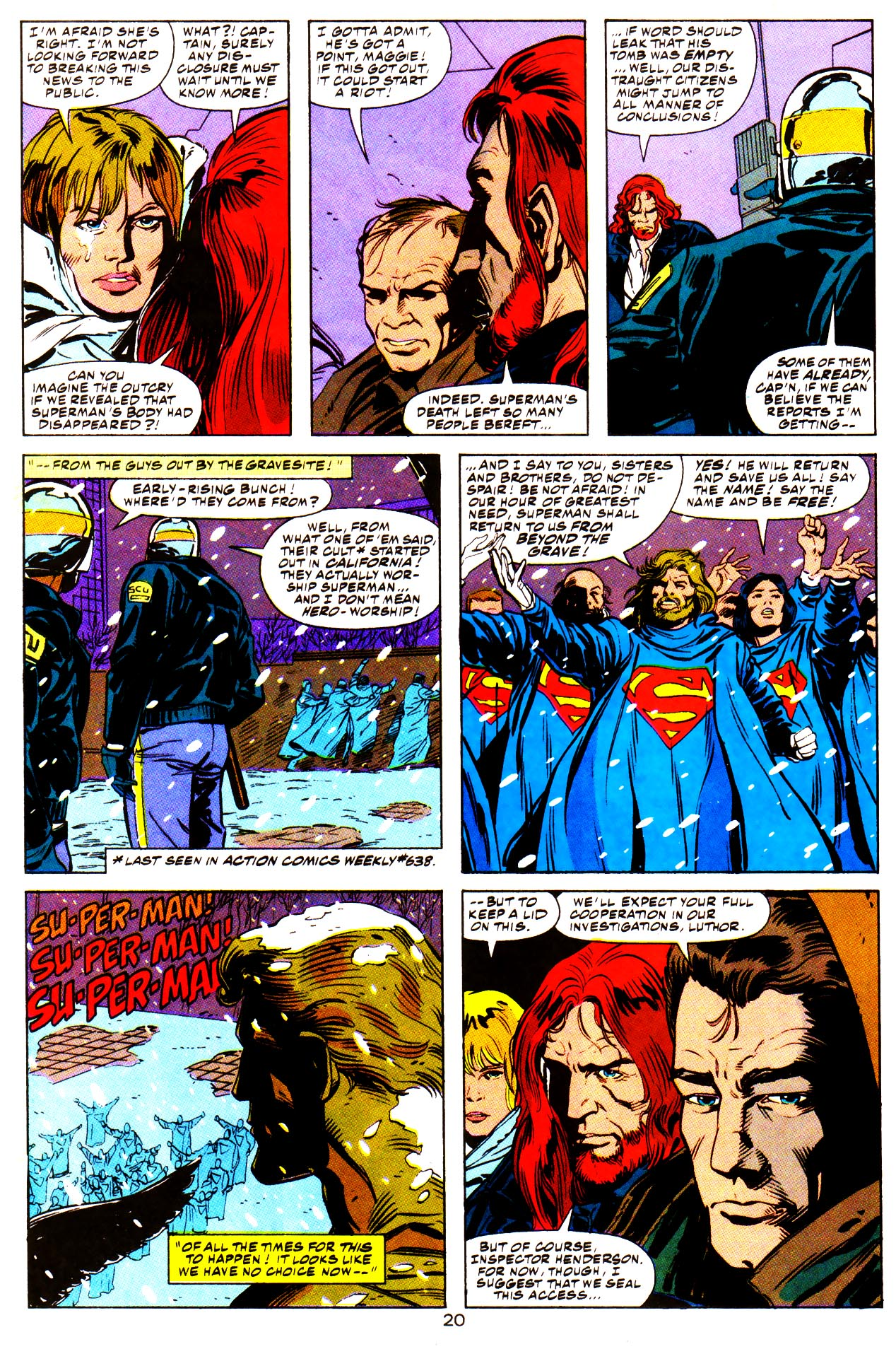 Action Comics (1938) 686 Page 25