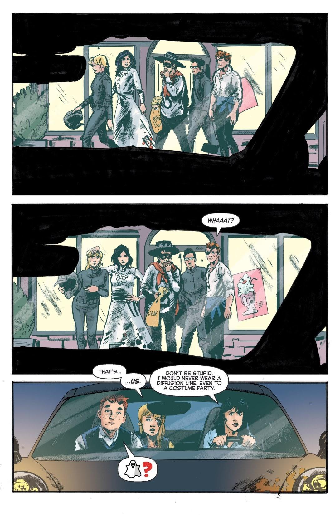 Archie vs. Predator II #1 #1 - English 22