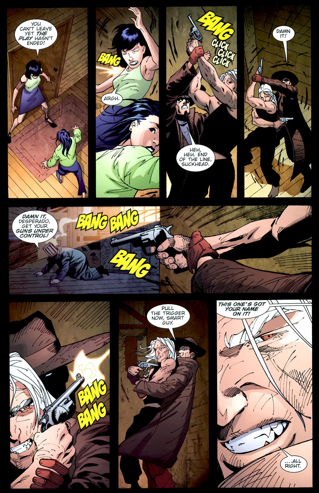 Read online Dead Romeo comic -  Issue #6 - 9