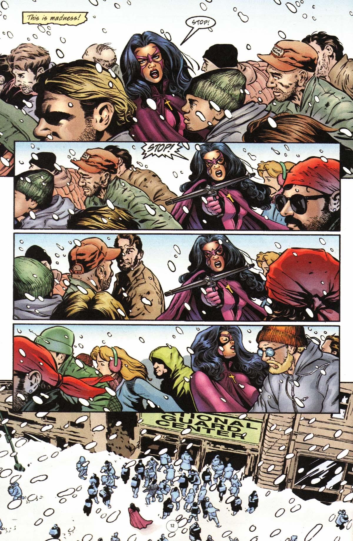Read online Batman: No Man's Land comic -  Issue #0 - 8