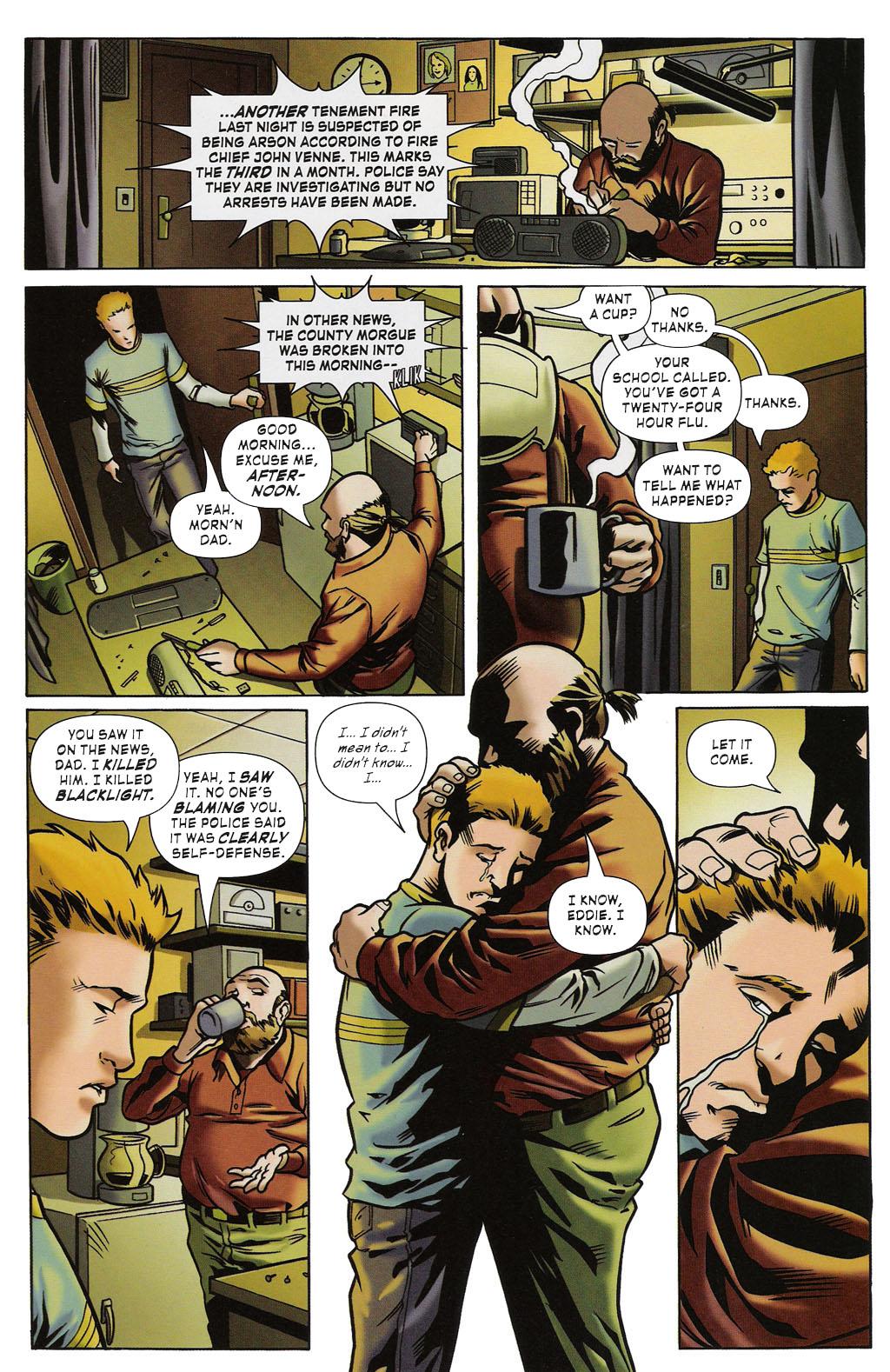 Read online ShadowHawk (2005) comic -  Issue #2 - 8