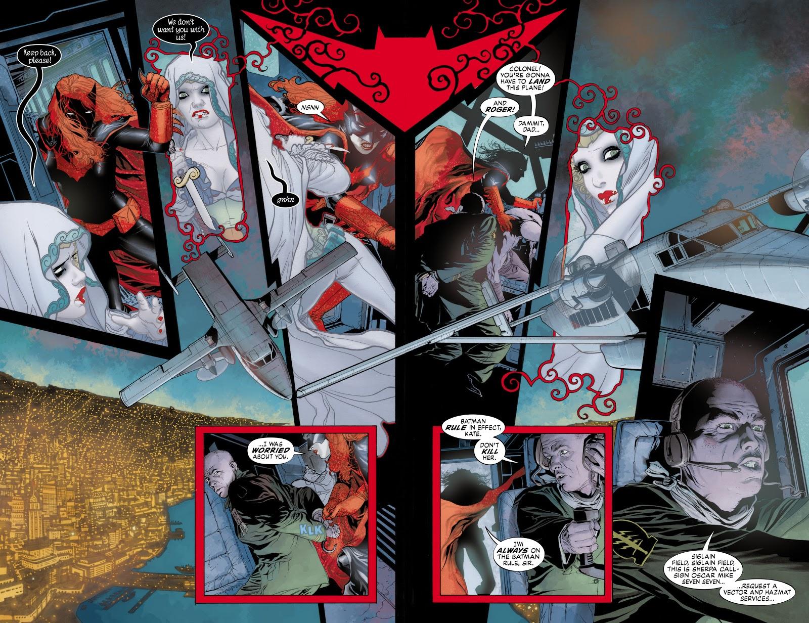 Read online Detective Comics (1937) comic -  Issue # _TPB Batwoman - Elegy (Part 1) - 77