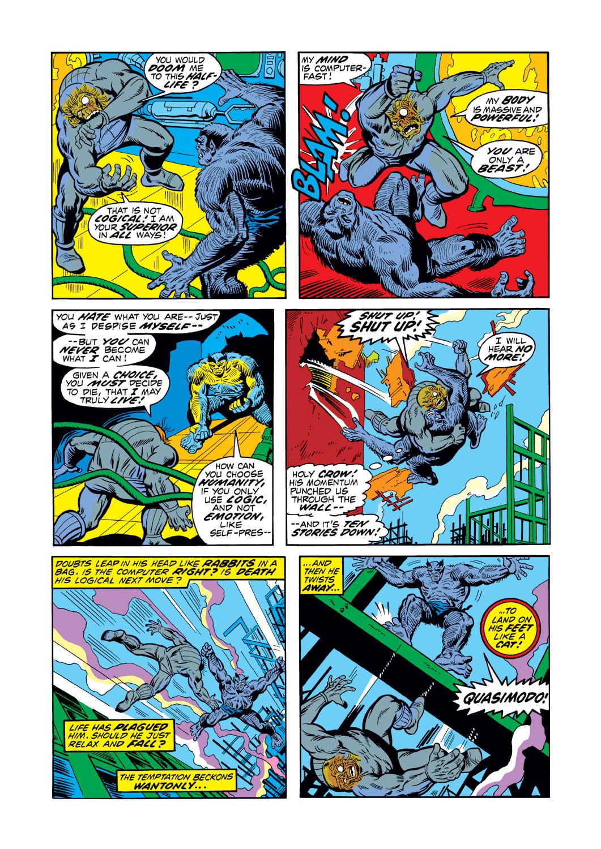 Read online Amazing Adventures (1970) comic -  Issue #14 - 17