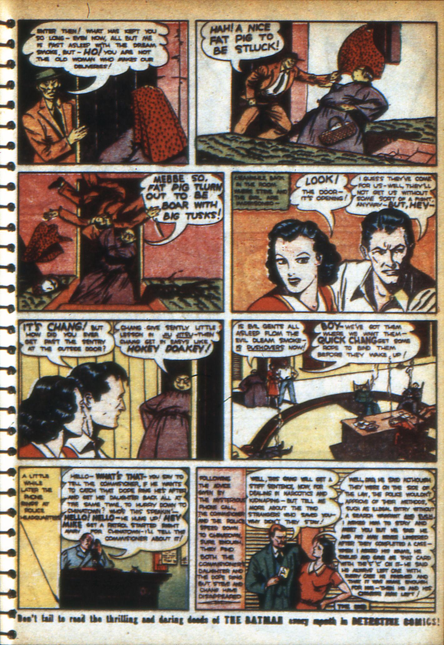 Read online Adventure Comics (1938) comic -  Issue #47 - 50