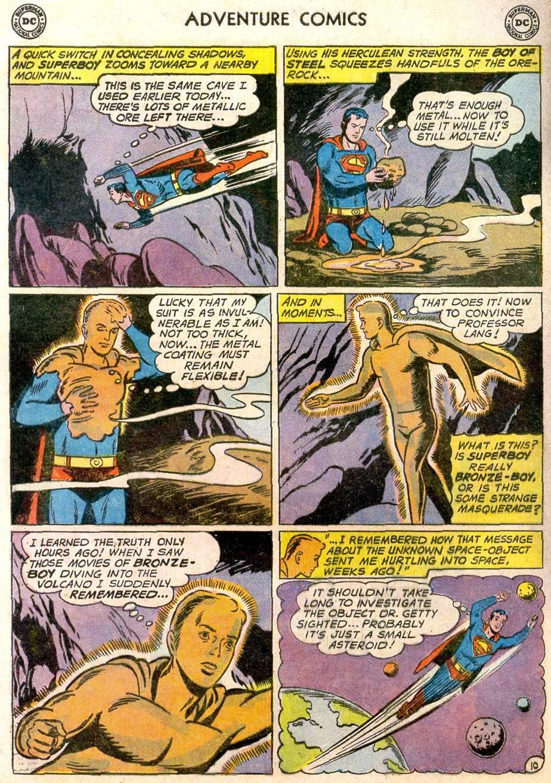 Read online Adventure Comics (1938) comic -  Issue #295 - 12