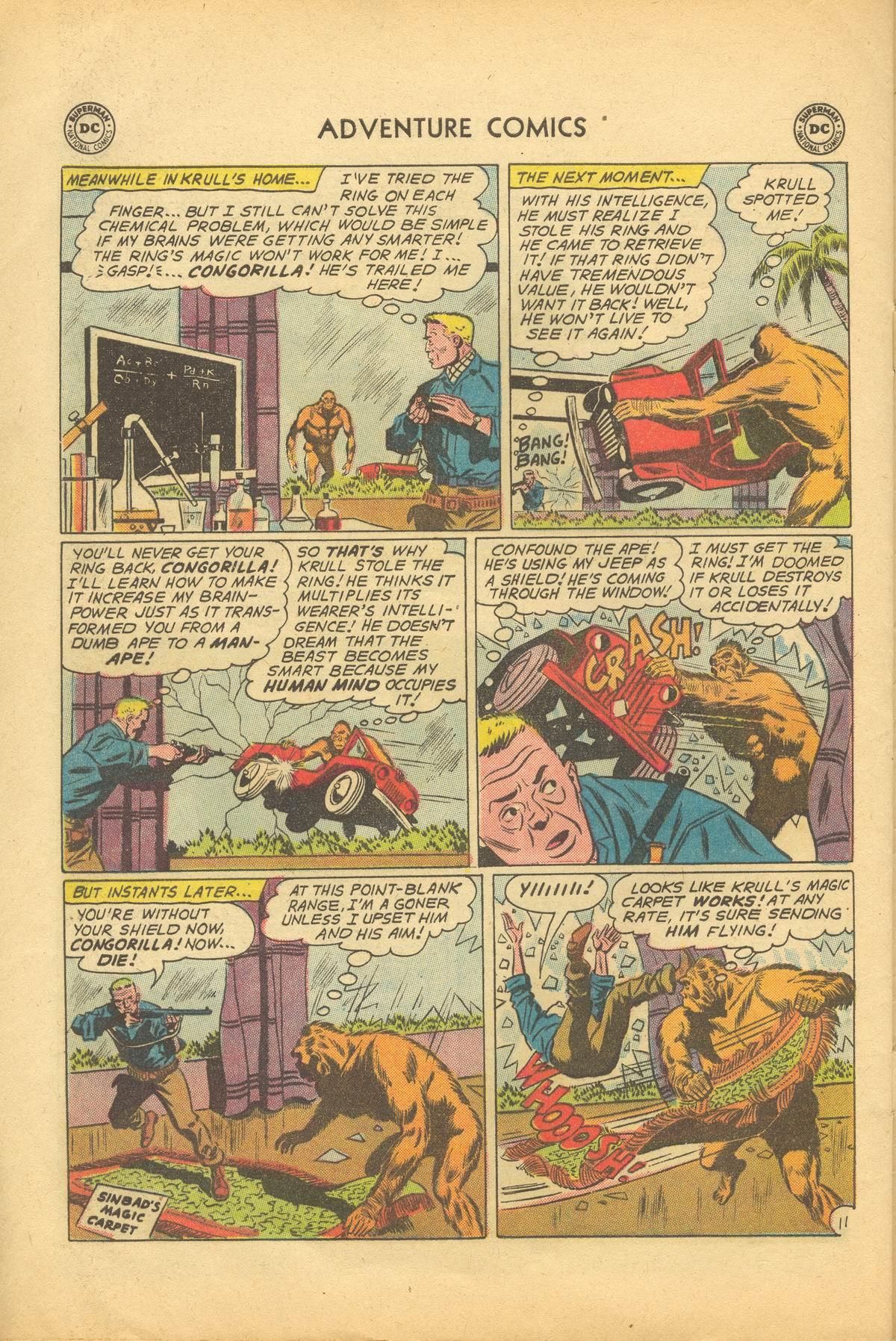 Read online Adventure Comics (1938) comic -  Issue #281 - 28