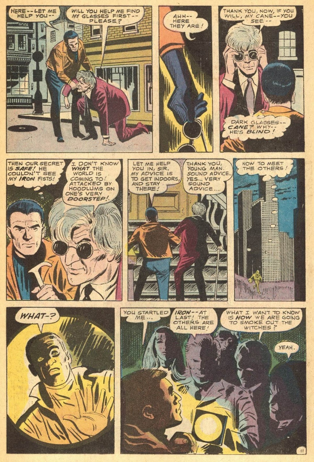 Metal Men (1963) issue 38 - Page 15