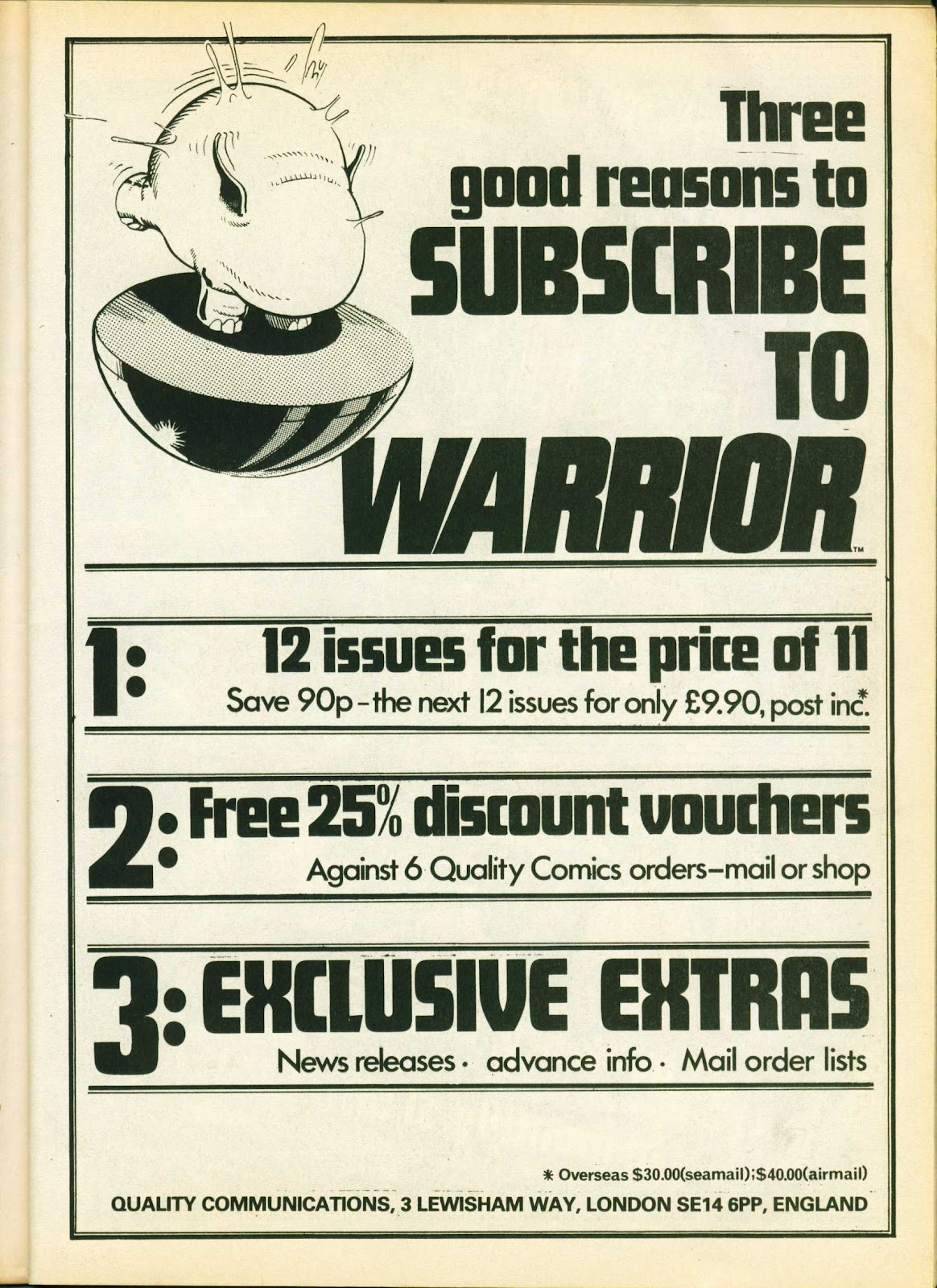 Warrior Issue #26 #27 - English 15