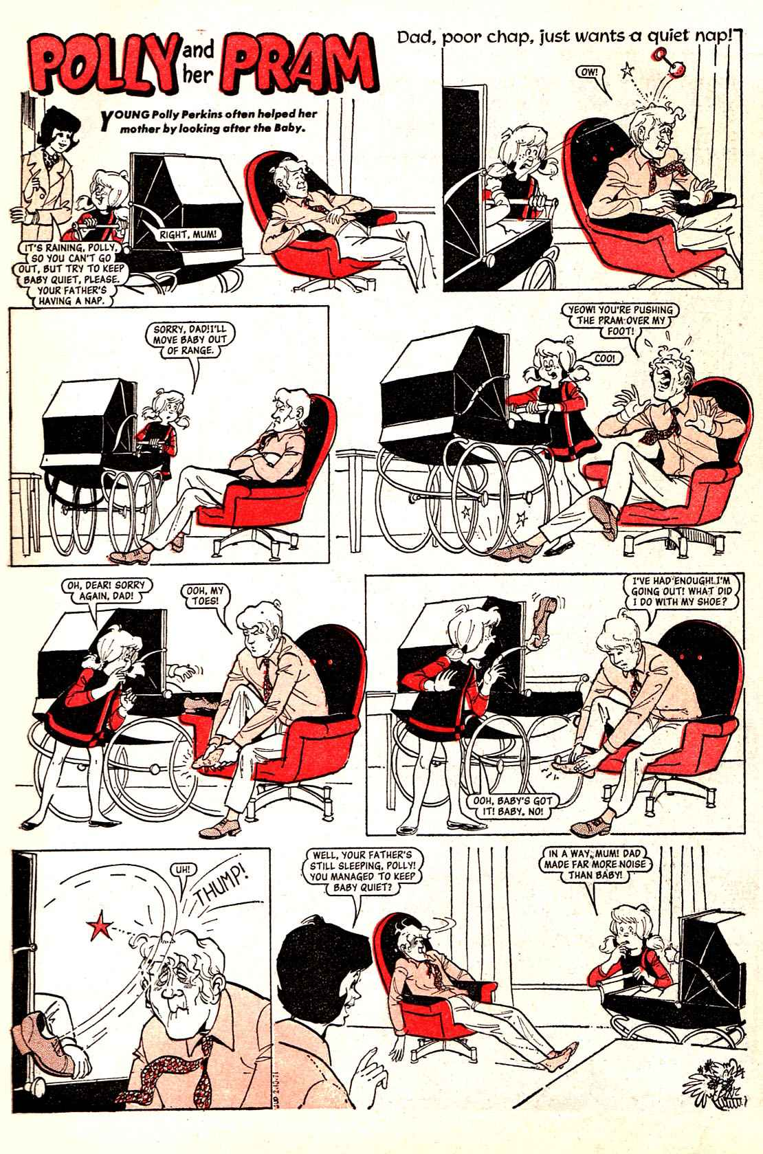 Read online Judy comic -  Issue #612 - 17