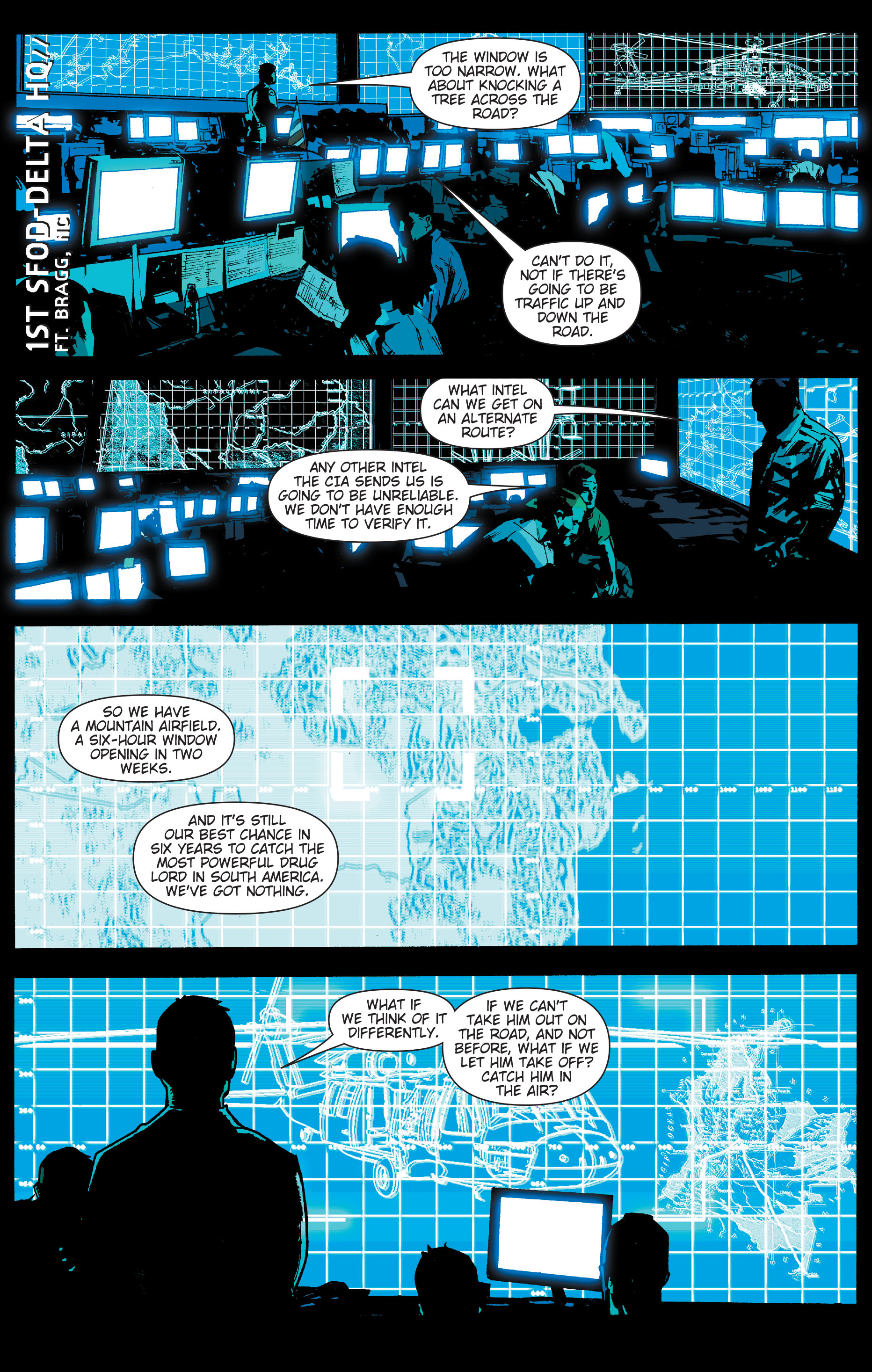 Read online The Activity comic -  Issue #3 - 19