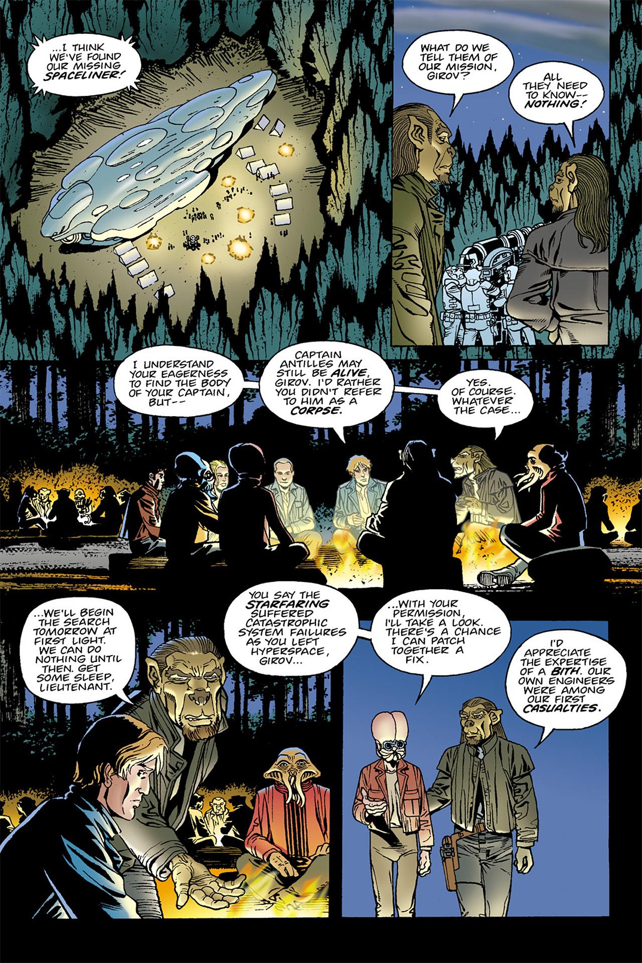 Read online Star Wars Omnibus comic -  Issue # Vol. 2 - 217