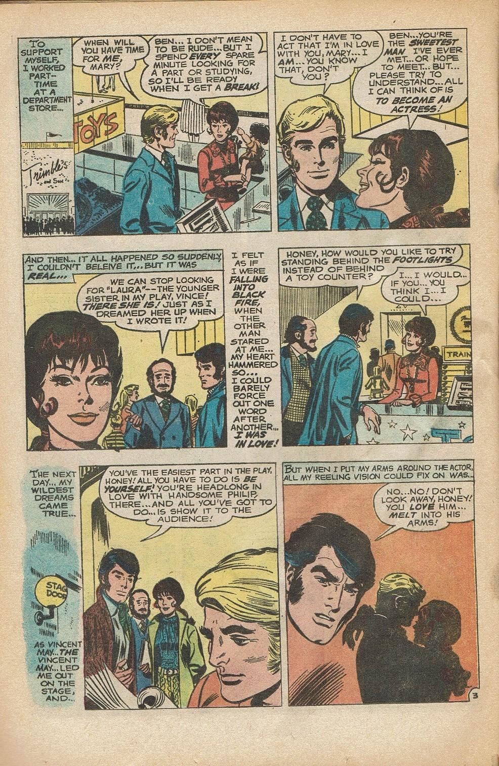 Read online Secret Hearts comic -  Issue #152 - 16