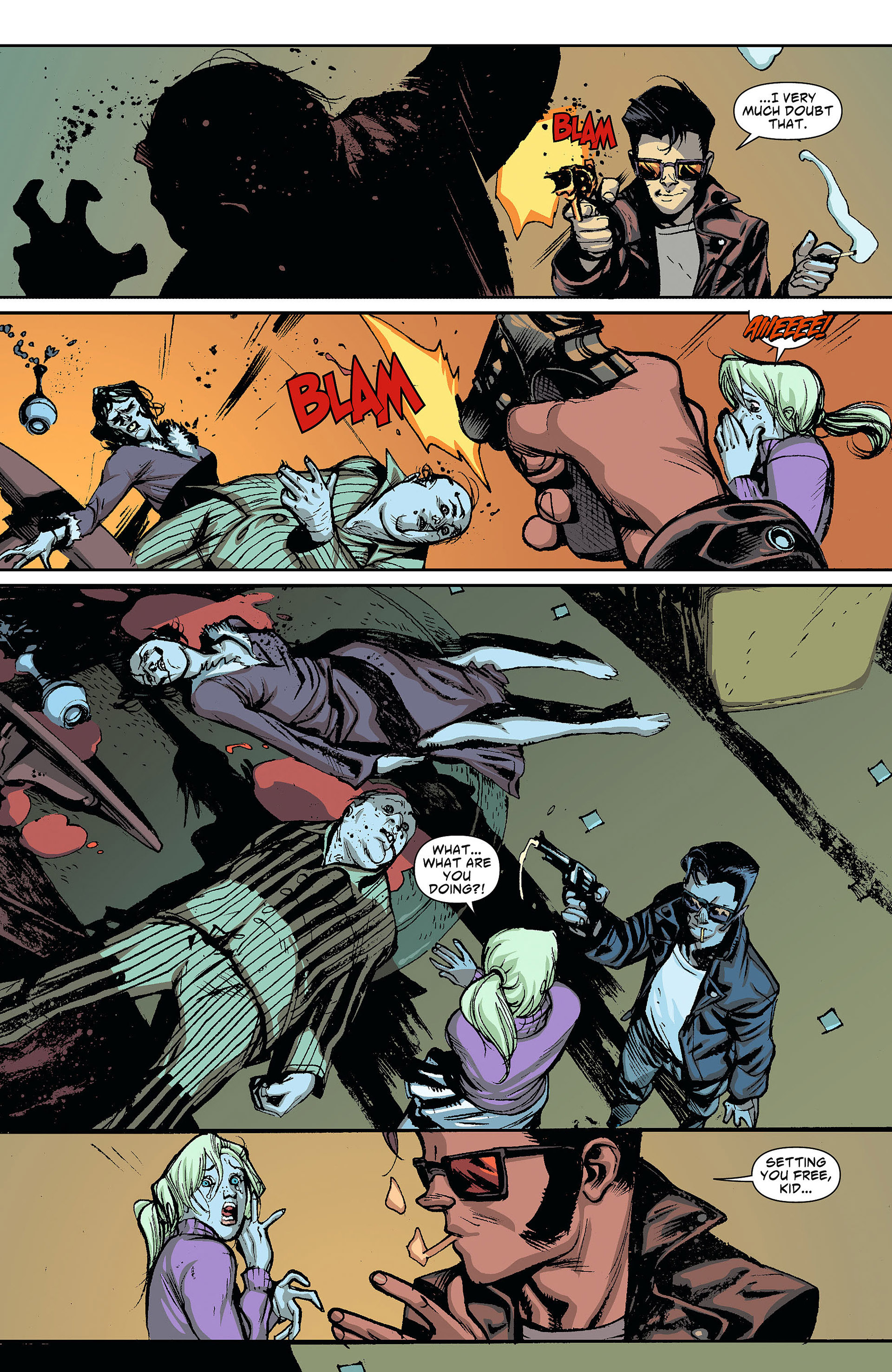 Read online American Vampire comic -  Issue #22 - 9