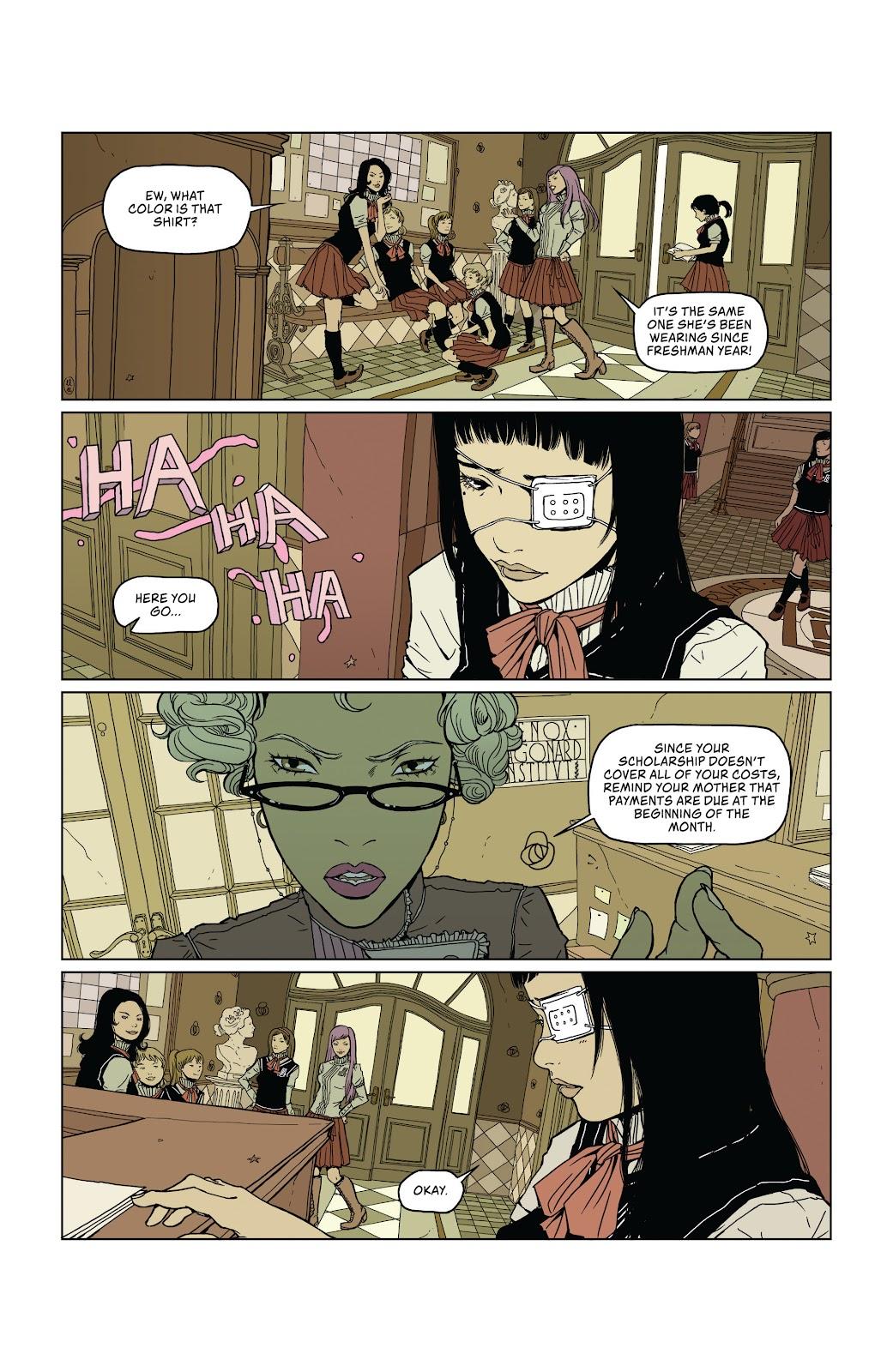 Read online Heartbeat comic -  Issue #1 - 17