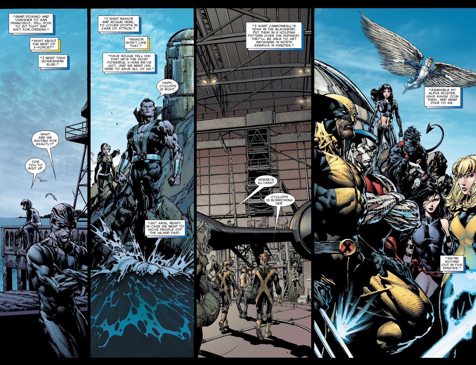 Read online X-Men: Second Coming comic -  Issue # _TPB (Part 1) - 25