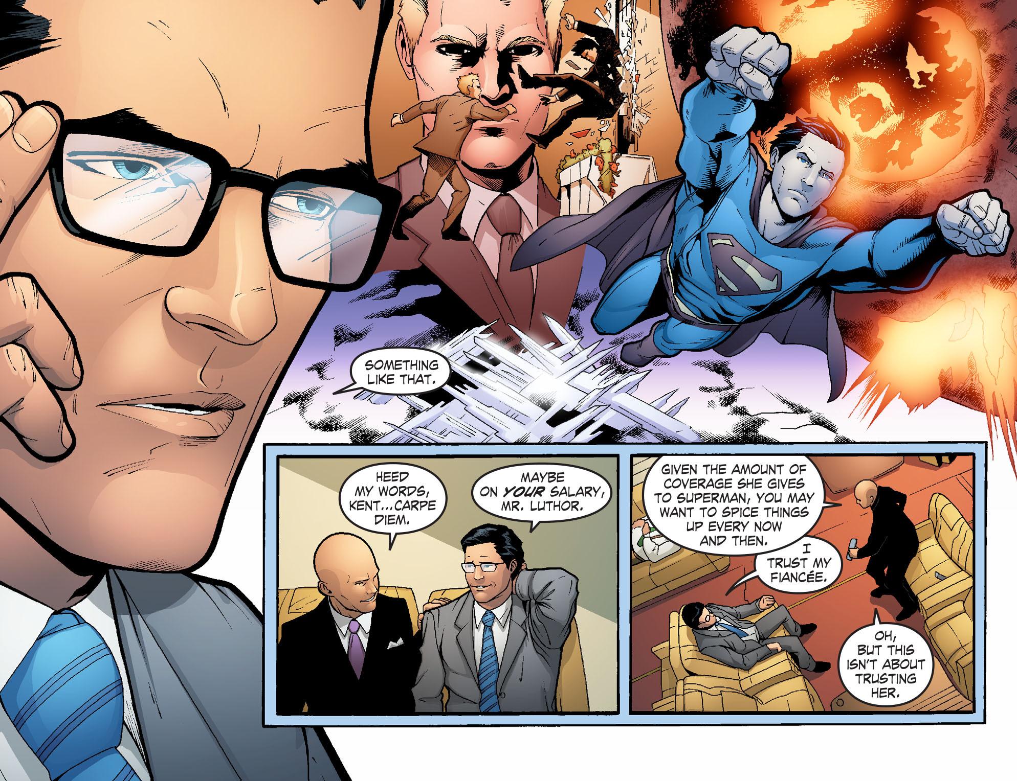 Read online Smallville: Alien comic -  Issue #3 - 12