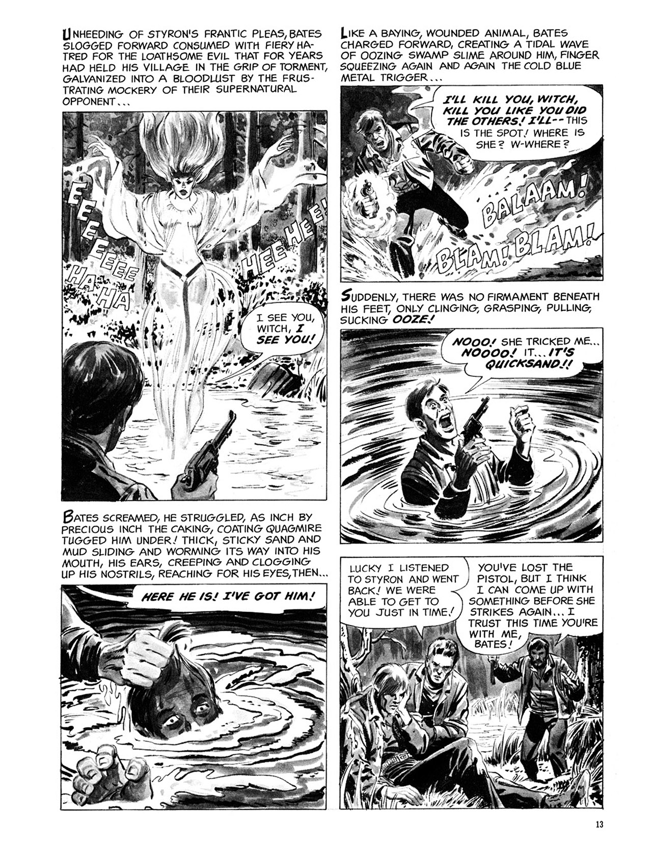 Read online Eerie Archives comic -  Issue # TPB 3 - 14