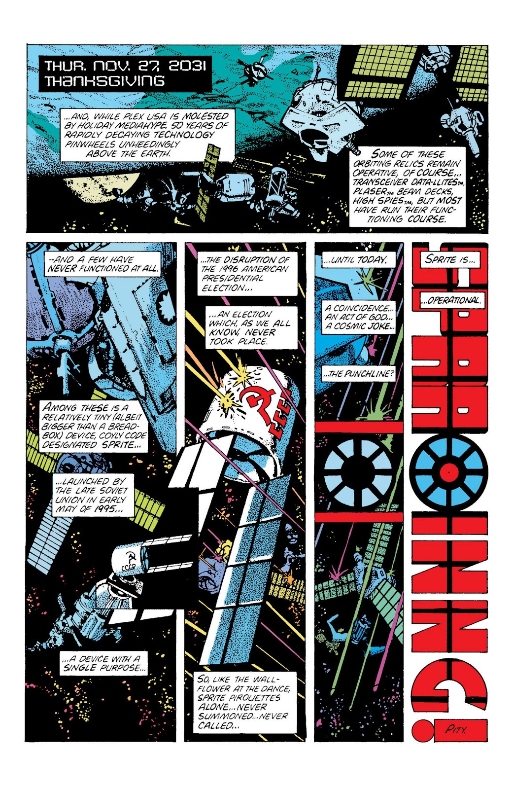 American Flagg! issue Definitive Collection (Part 2) - Page 16