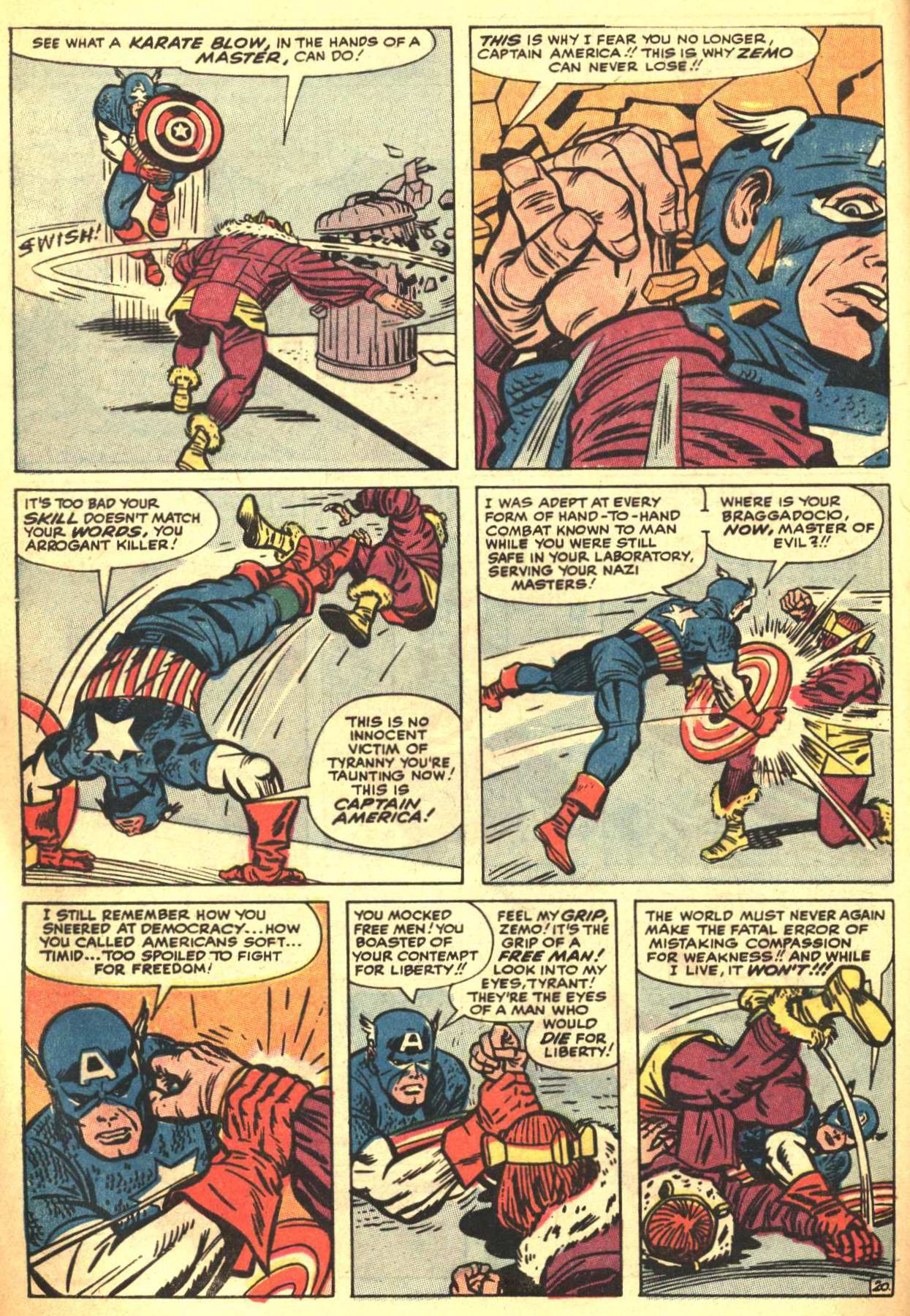 The Avengers (1963) 6 Page 20