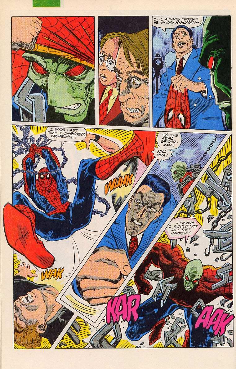 Read online Sleepwalker comic -  Issue #6 - 9