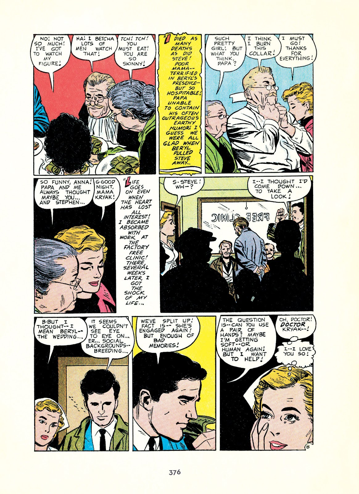 Read online Setting the Standard: Comics by Alex Toth 1952-1954 comic -  Issue # TPB (Part 4) - 77