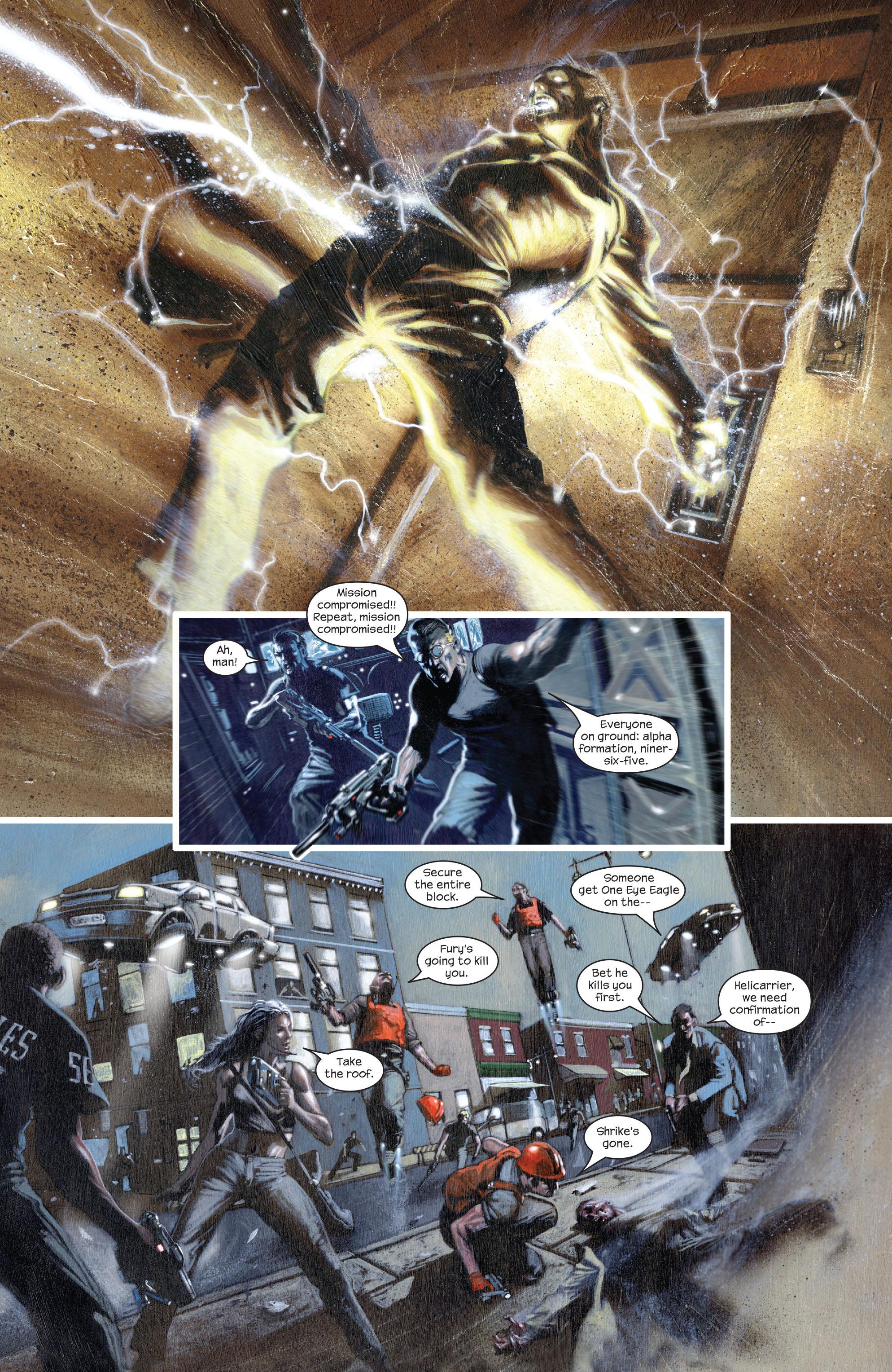Read online Secret War comic -  Issue # Full - 18