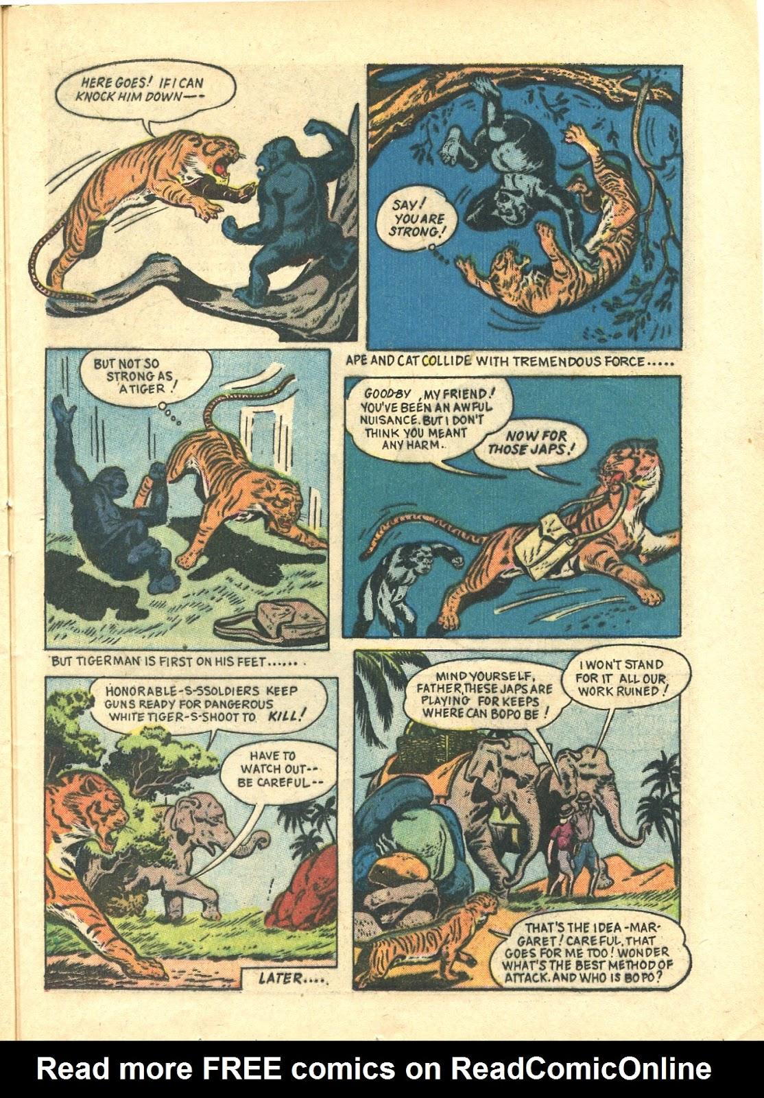Read online Super-Magician Comics comic -  Issue #21 - 45