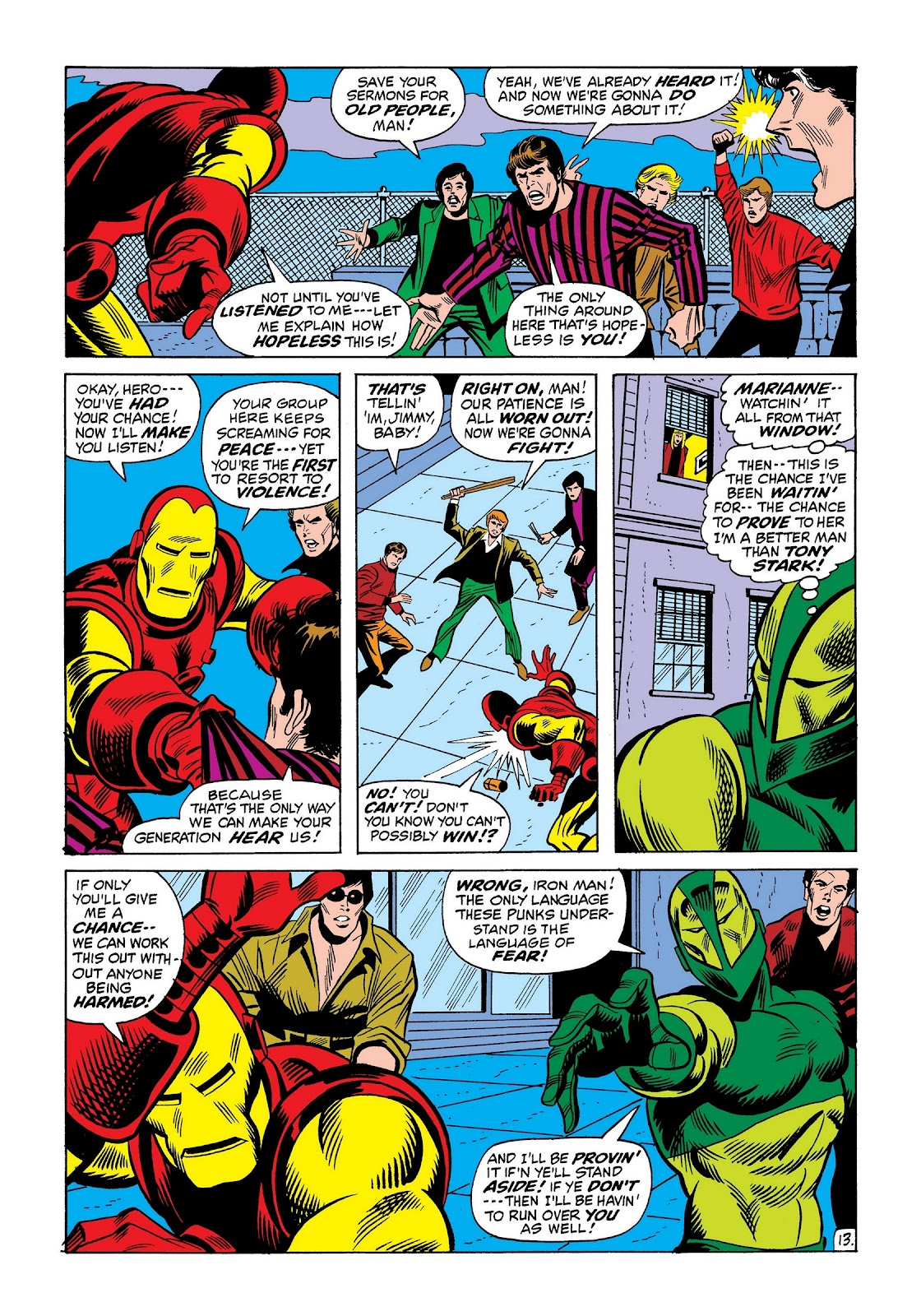 Read online Marvel Masterworks: The Invincible Iron Man comic -  Issue # TPB 8 (Part 2) - 57