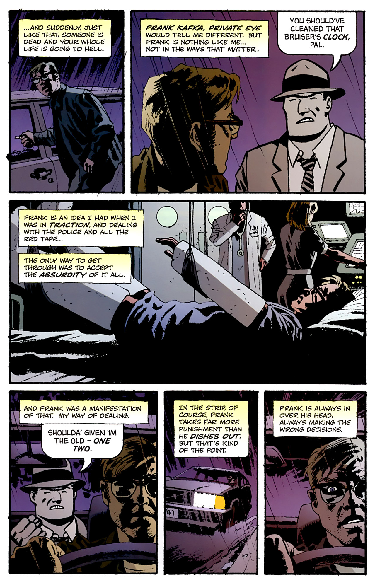 Read online Criminal (2008) comic -  Issue #4 - 15