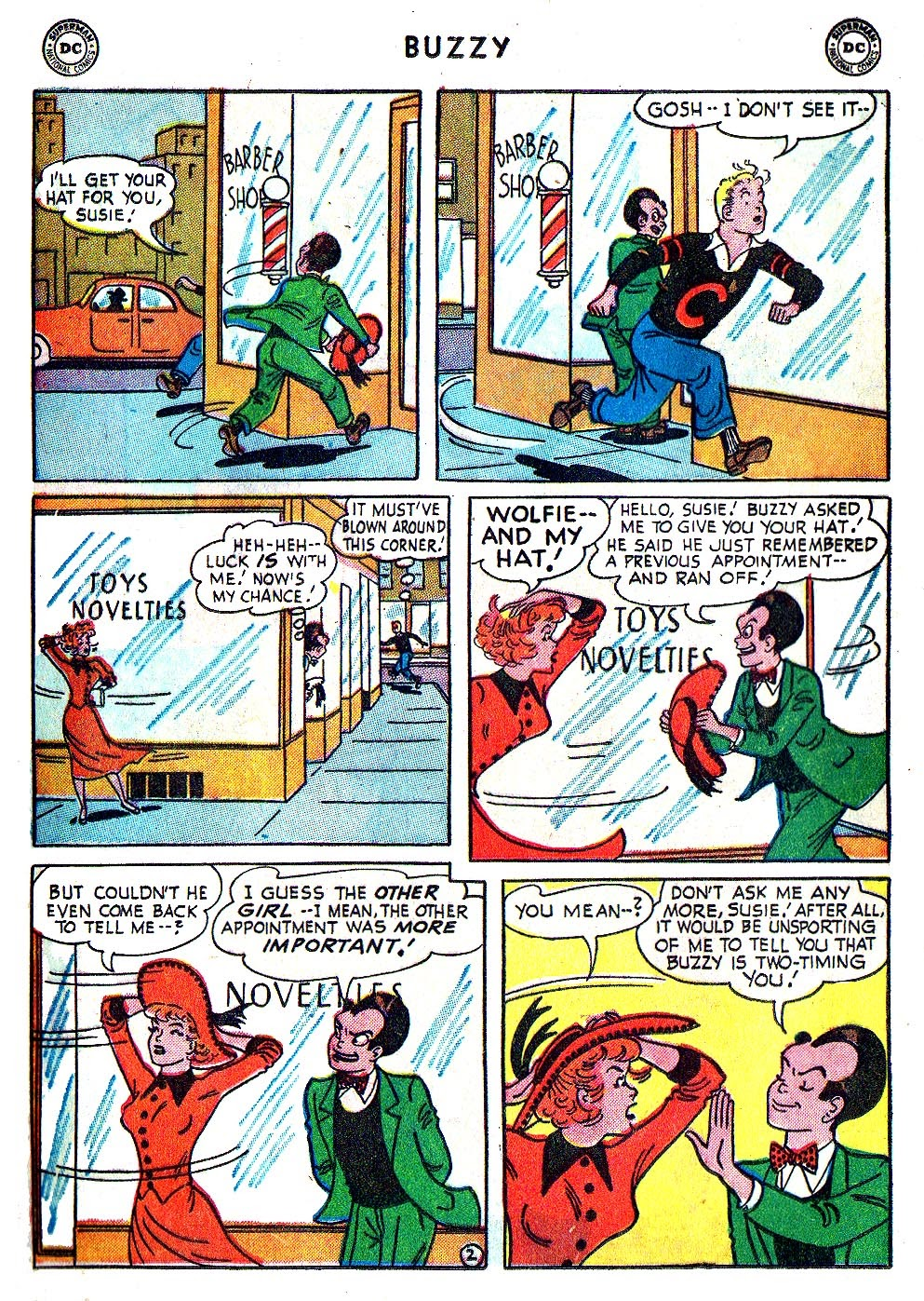 Buzzy issue 44 - Page 14