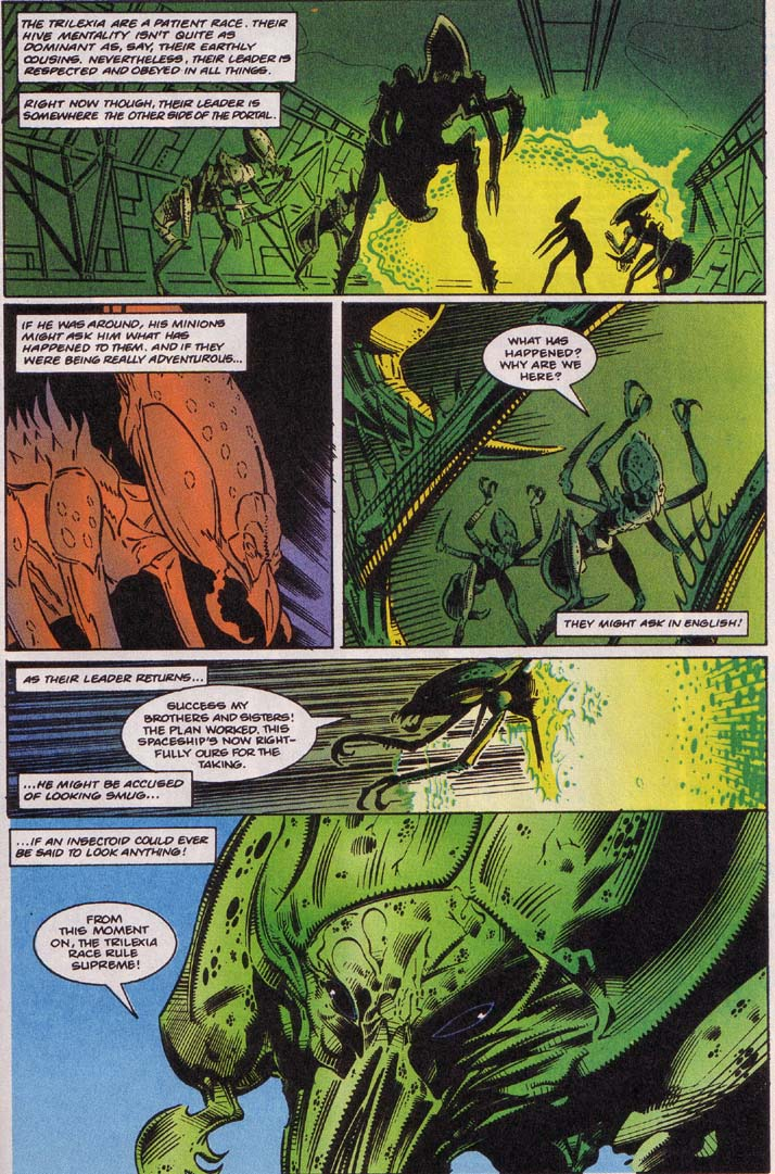 Read online Cyberspace 3000 comic -  Issue #4 - 15