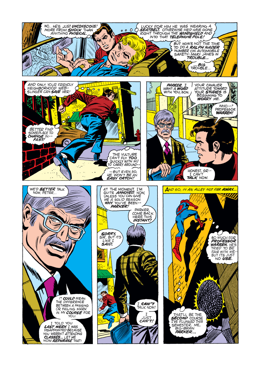 The Amazing Spider-Man (1963) 127 Page 13