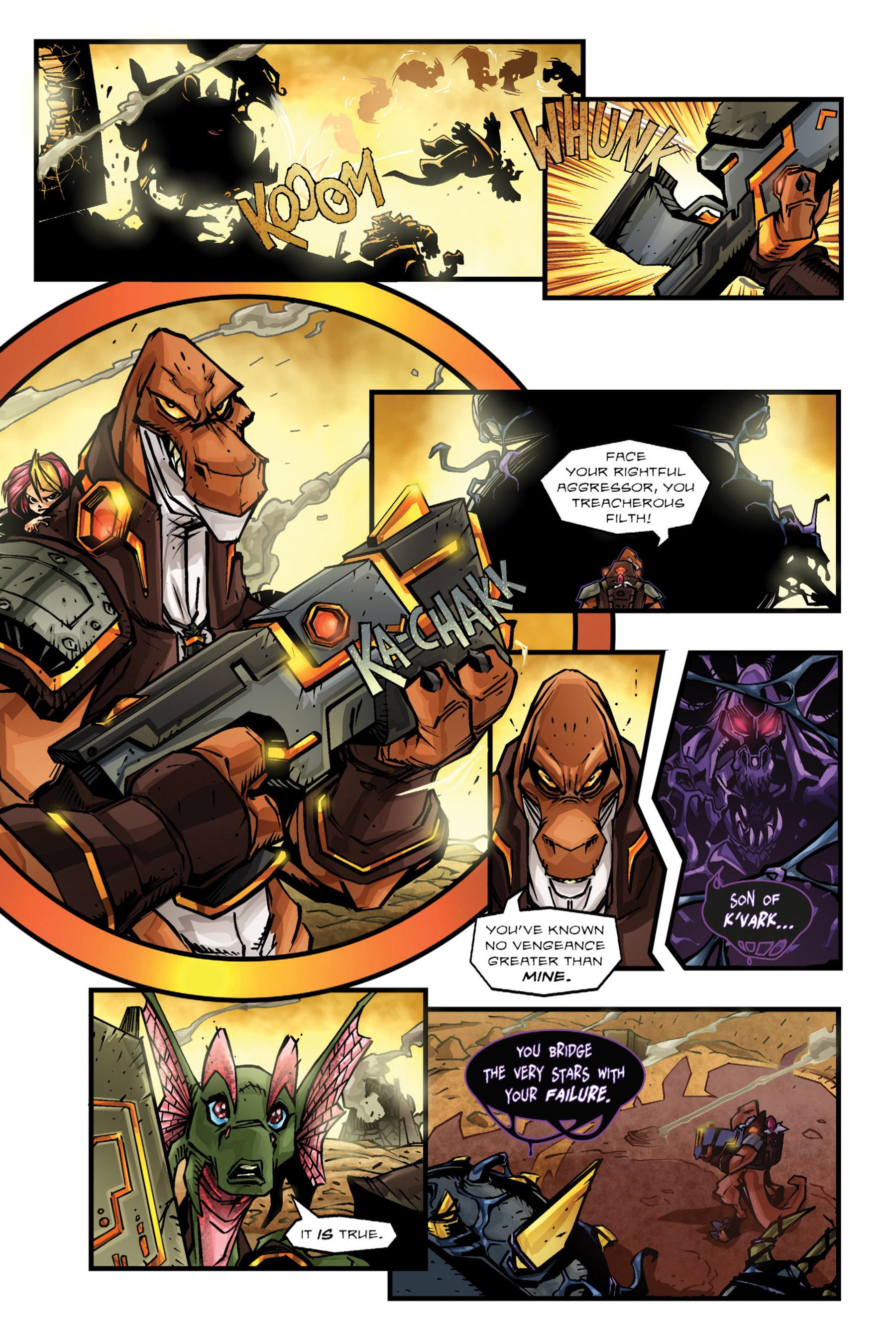 Read online Rexodus comic -  Issue # Full - 52