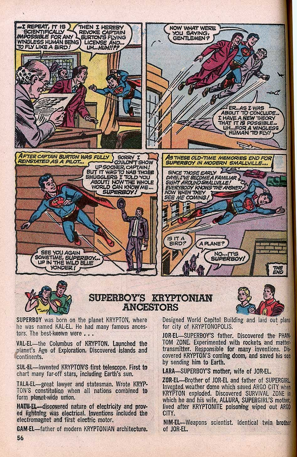 Superboy (1949) issue Annual 1 - Page 58