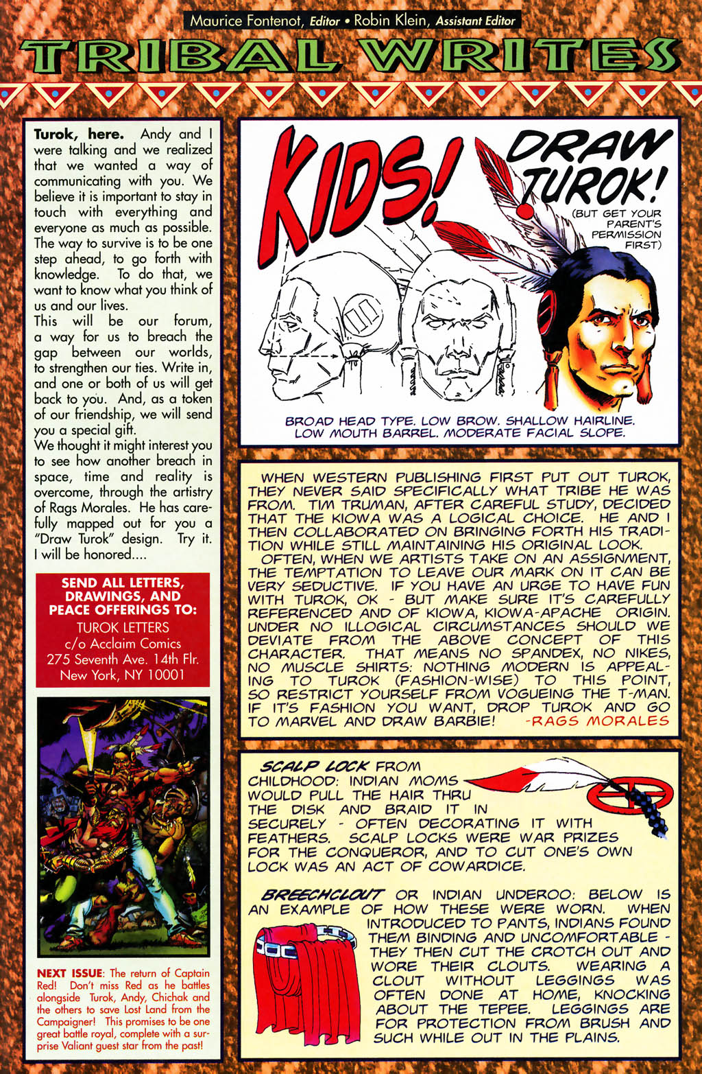 Read online Turok, Dinosaur Hunter (1993) comic -  Issue #25 - 23