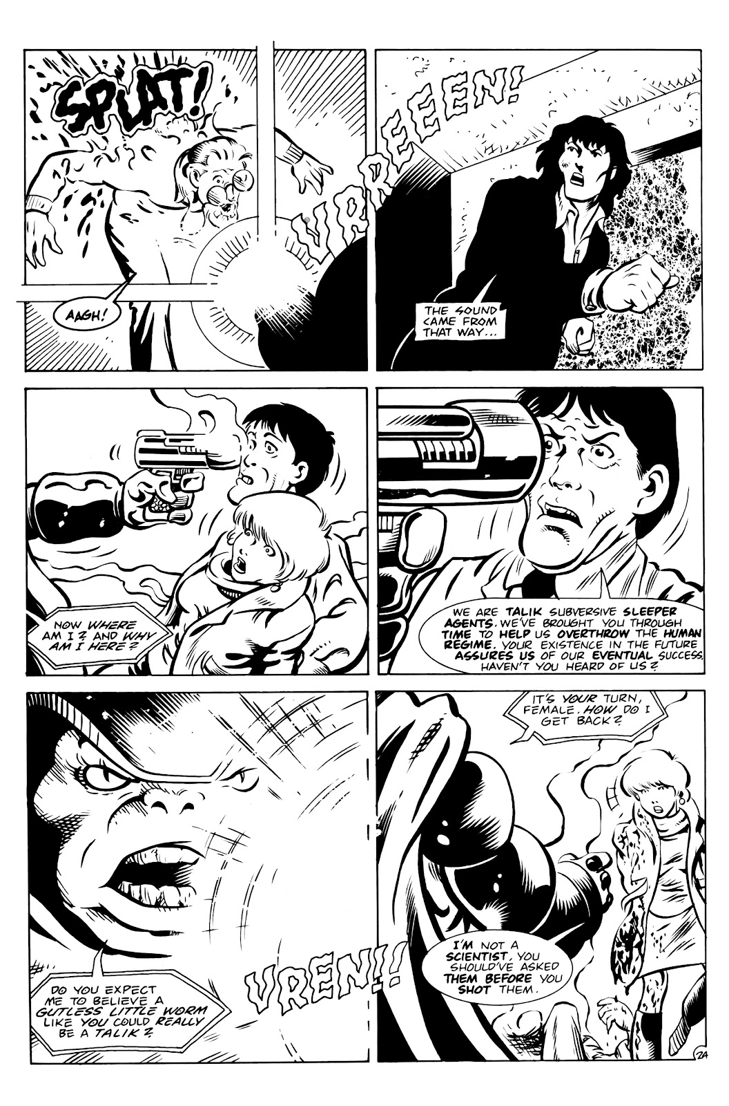 Eagle issue 14 - Page 26