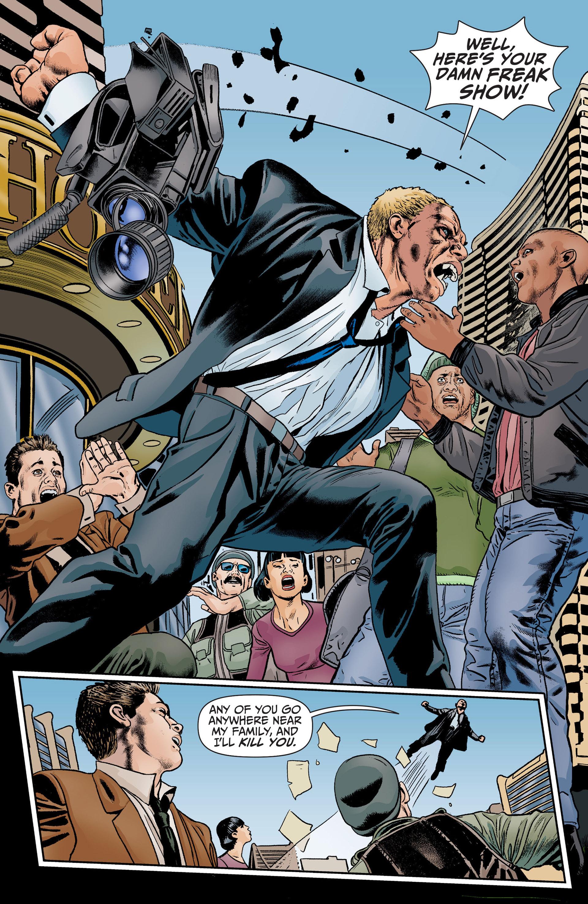 Read online Animal Man (2011) comic -  Issue #19 - 11